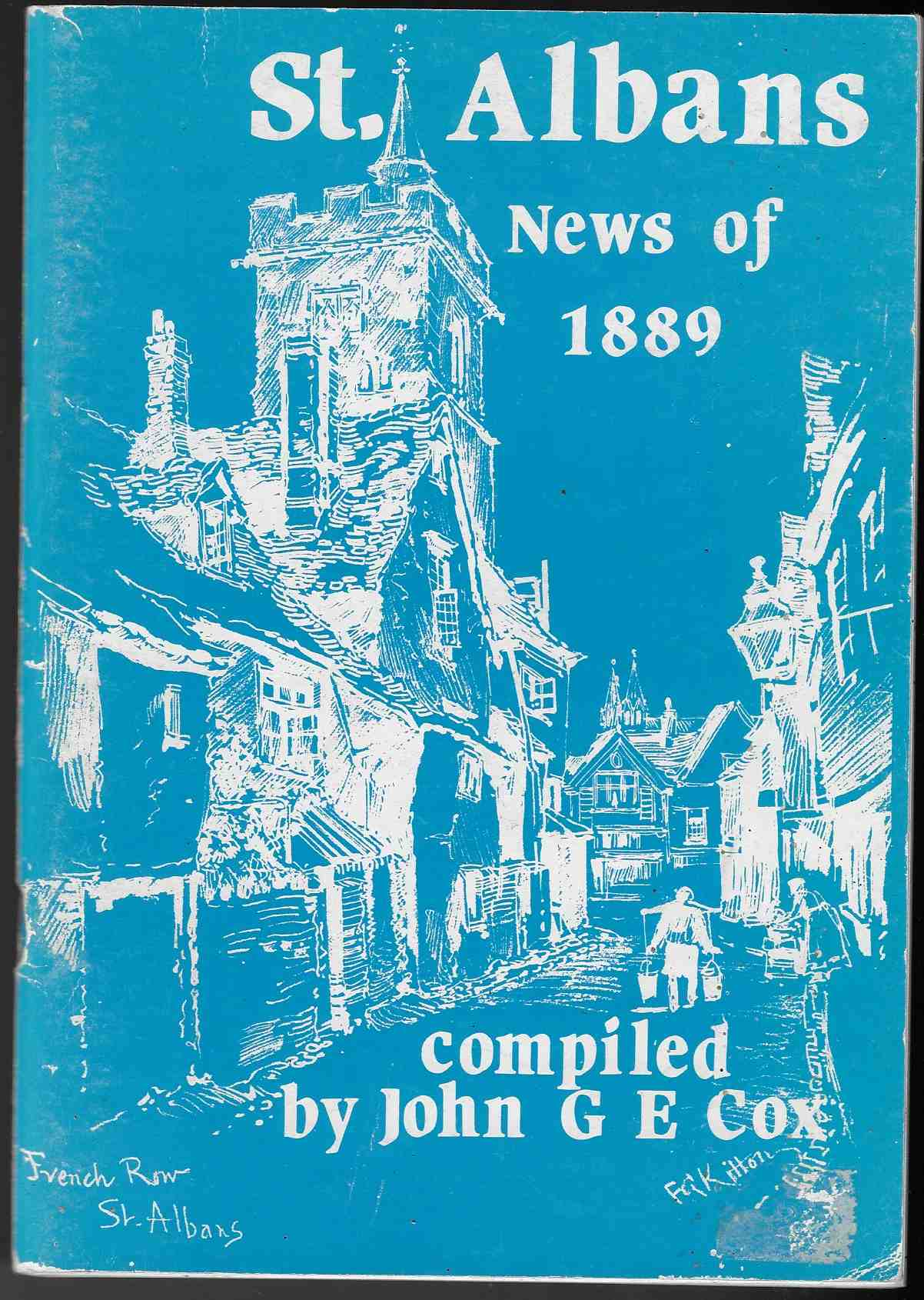 Image for St. Albans - News of 1889