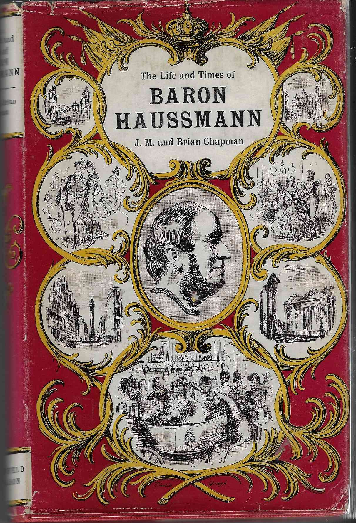 Image for The Life and Times of Baron Haussman  Paris in the Second Empire