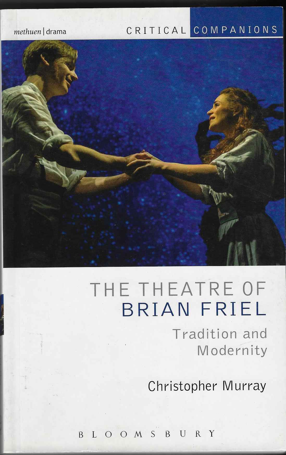 Image for The Theatre of Brian Friel Tradition and Modernity