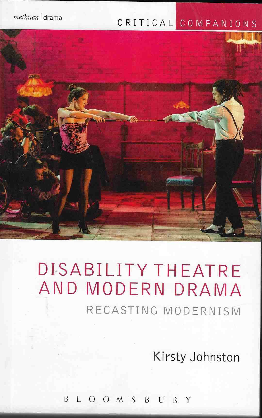 Image for Disability Theatre and Modern Drama