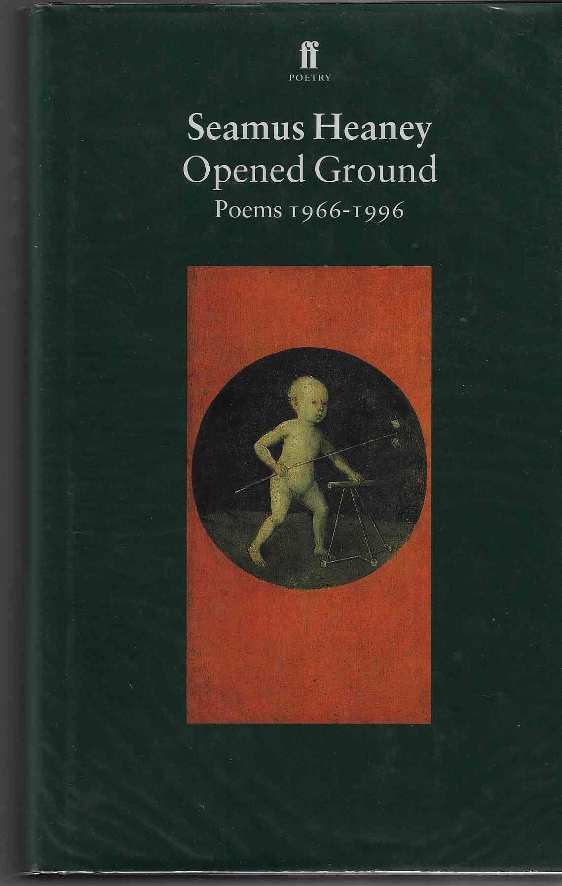 Image for Opened Ground. Poems 1966-96