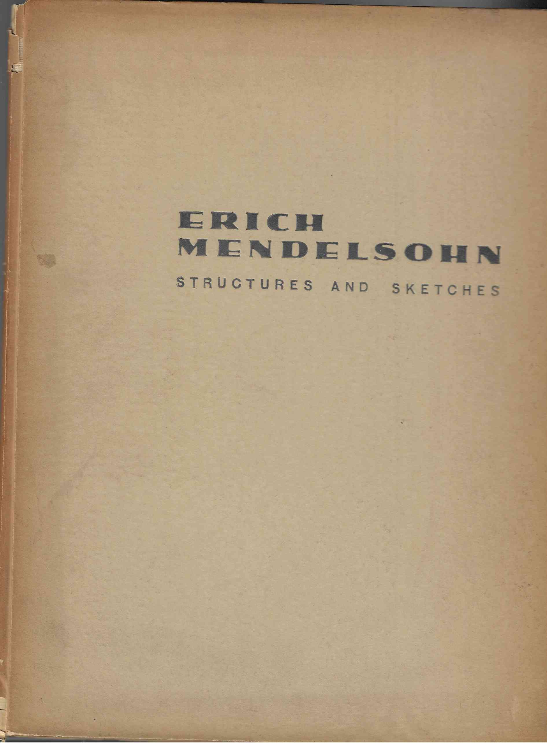 Image for Structures and Sketches