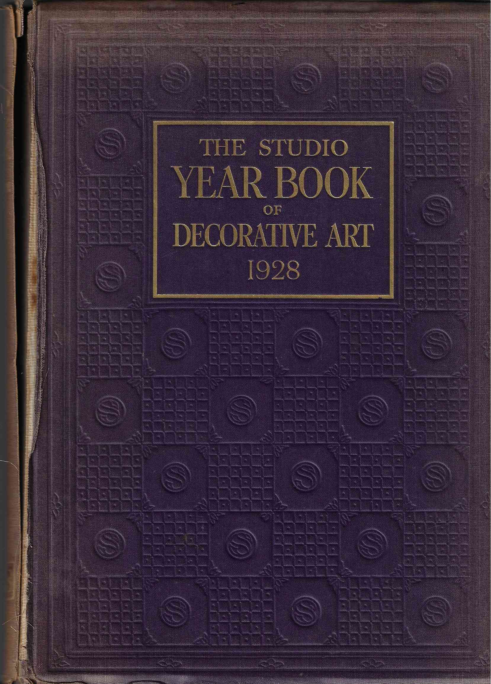 Image for Decorative Art, 1928 The Studio Year-Book