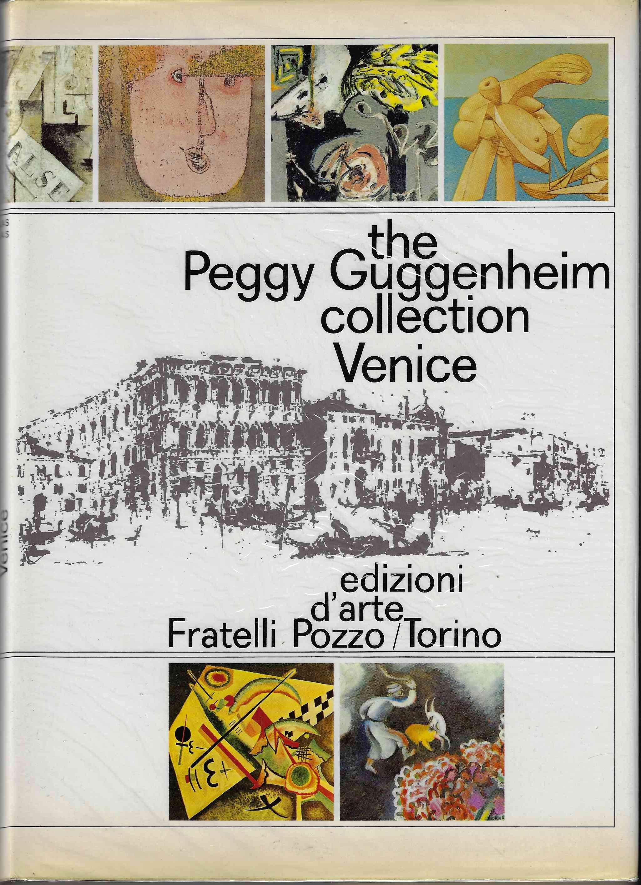 Image for The Peggy Guggenheim collection Venice