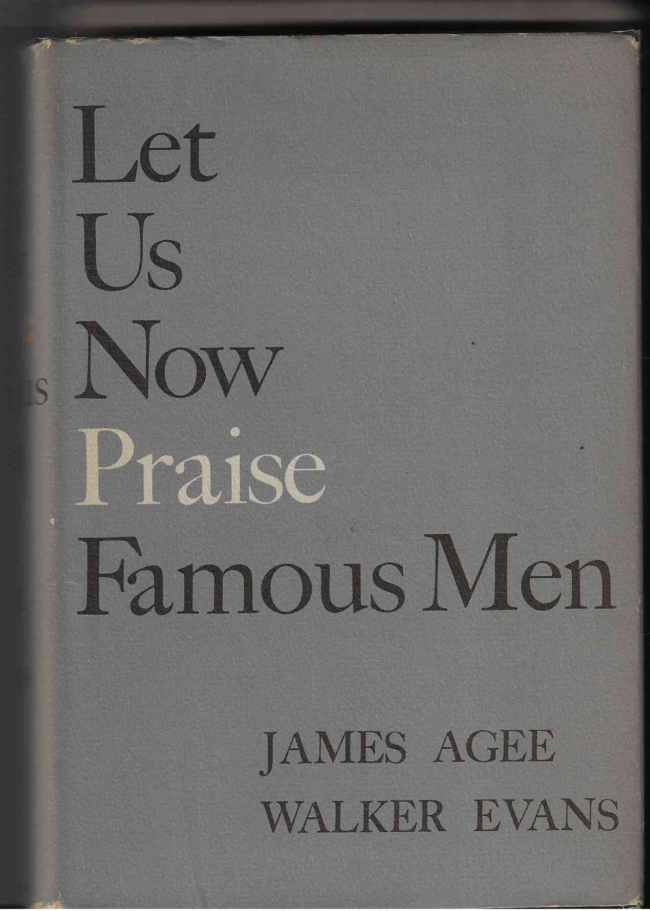 Image for Let Us Now Praise Famous Men. with Plates.