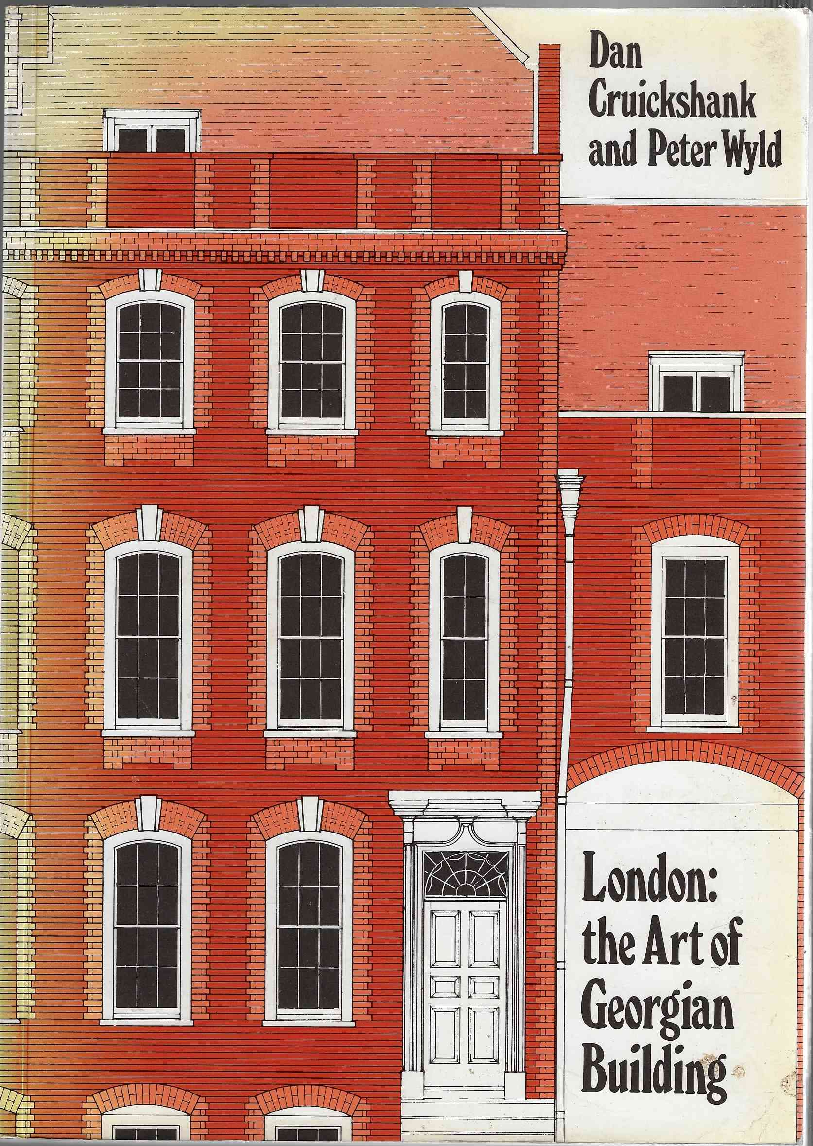 Image for London; The Art of Georgian Building