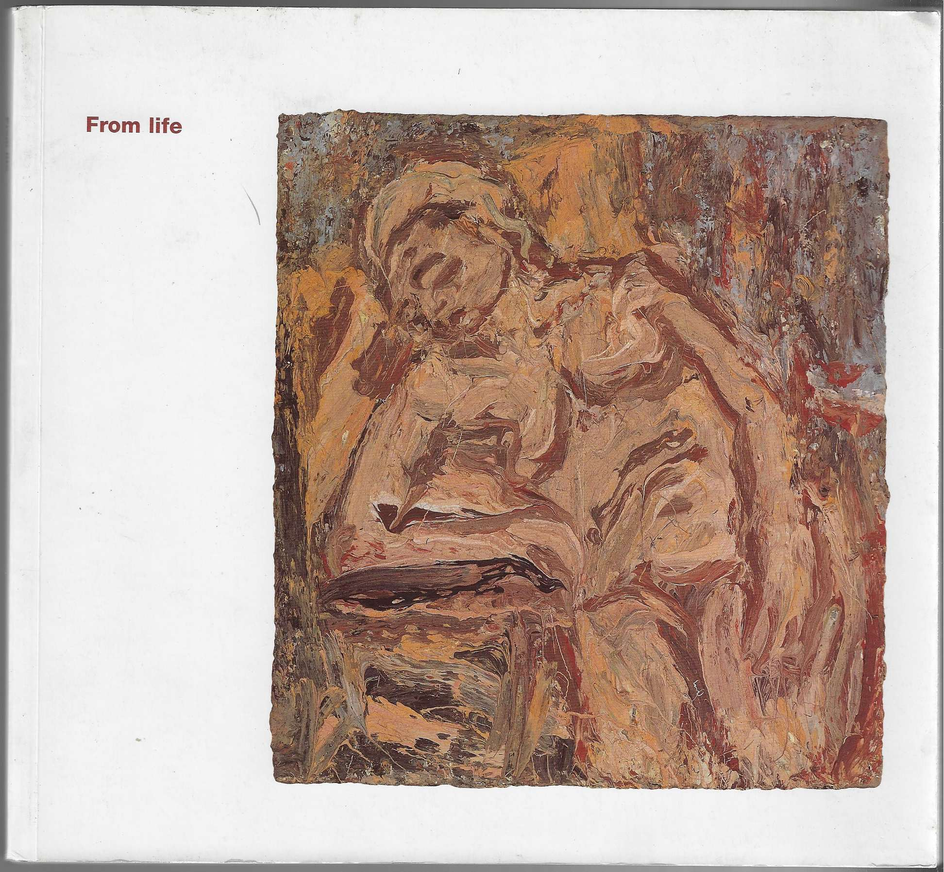 Image for From Life Radical Figurative Art from Sickert to Bevan