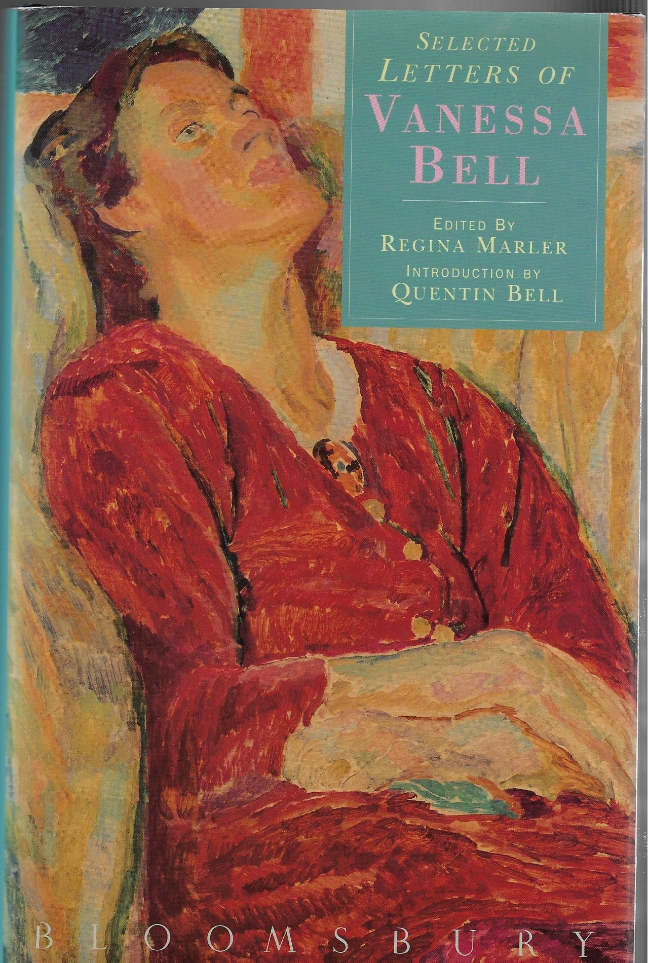 Image for Selected Letters of Vanessa Bell