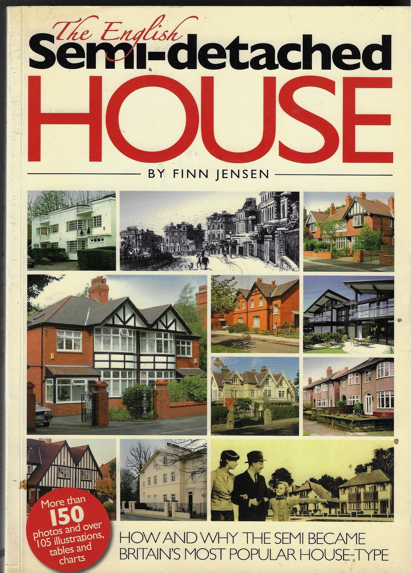 Image for The English Semi-Detached House