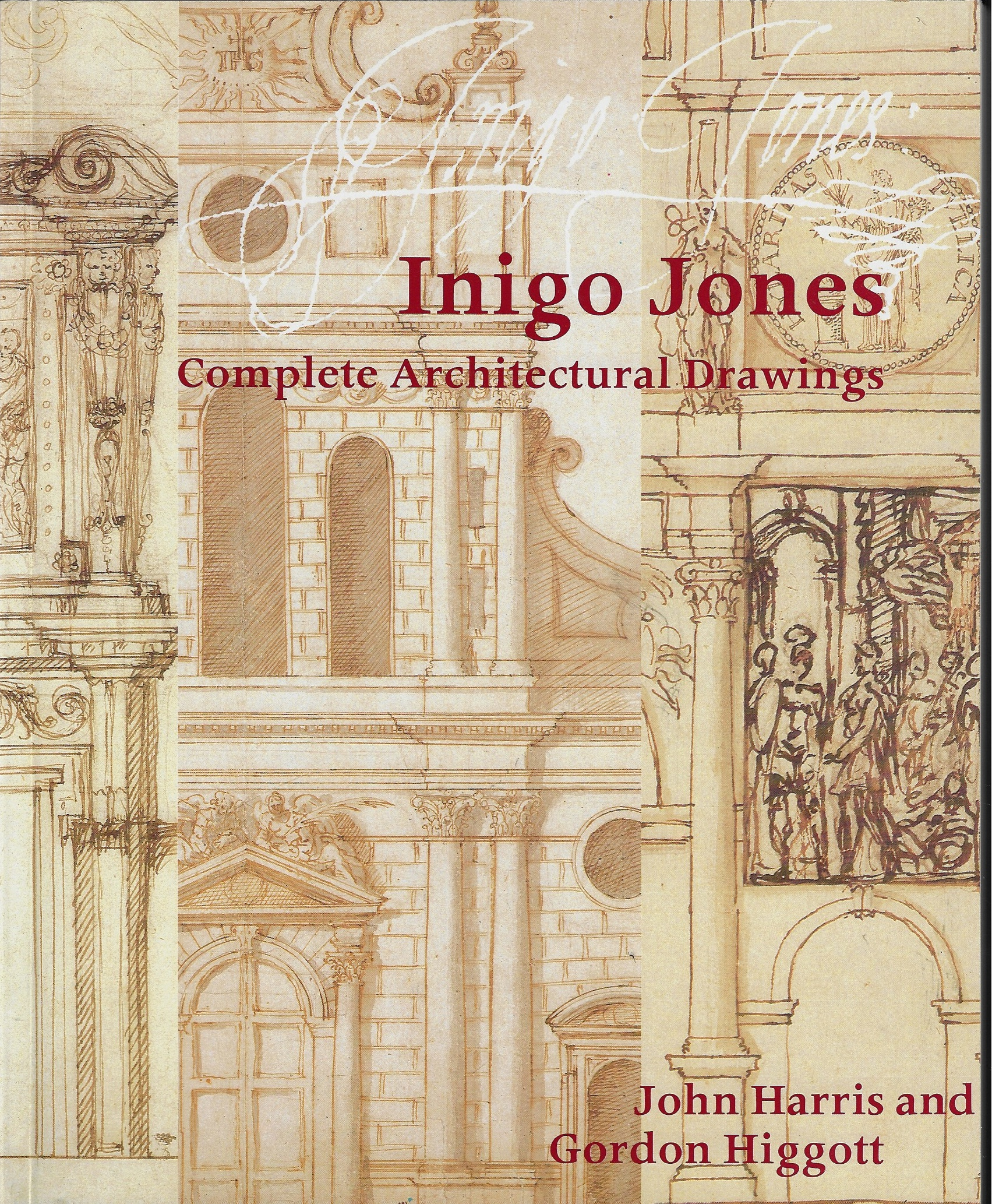 Image for Inigo Jones Complete Architectural Drawings