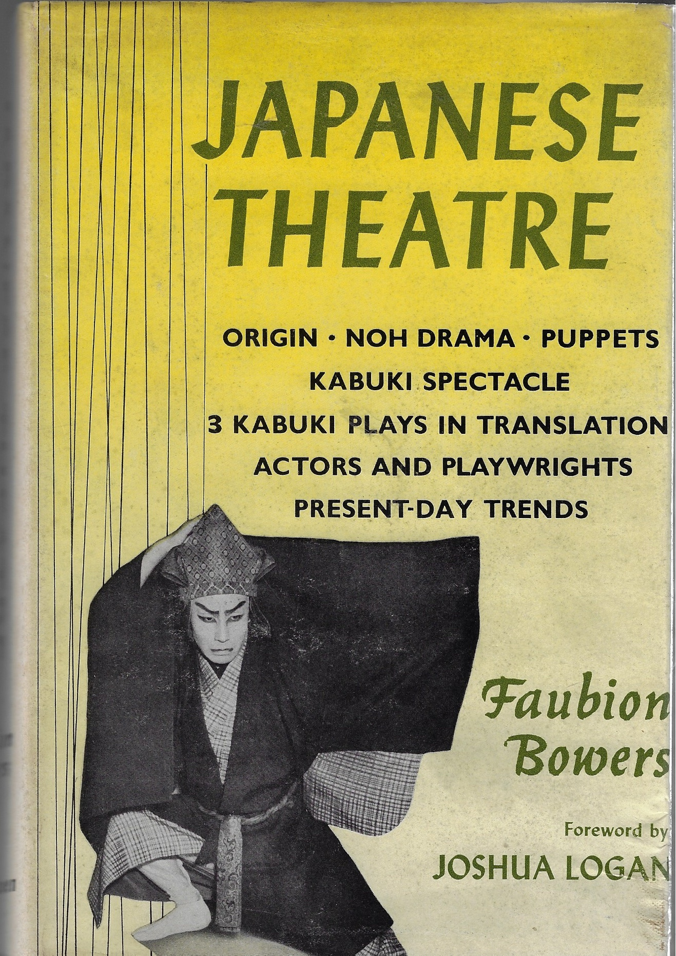 Image for Japanese Theatre