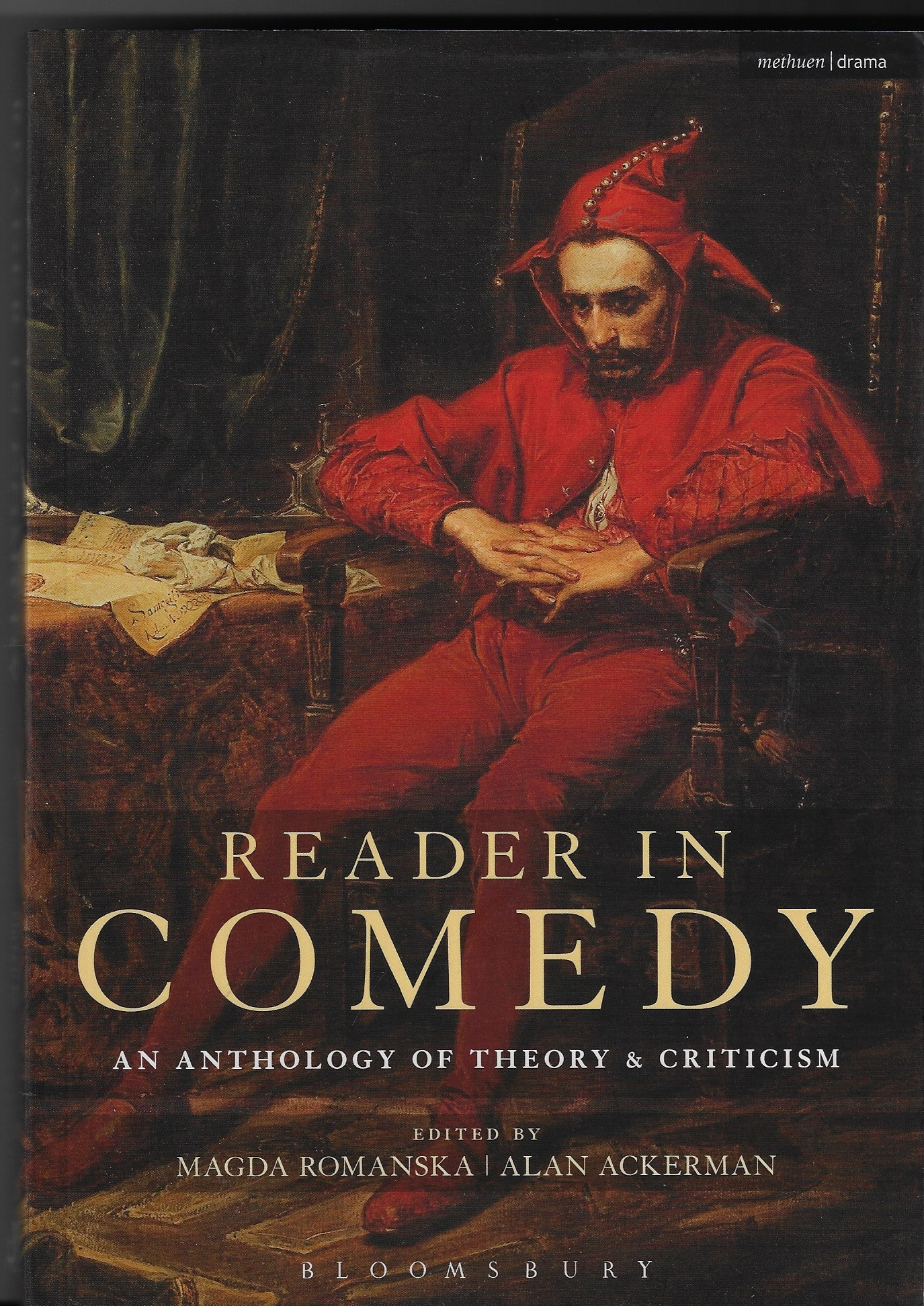 Image for Reader in Comedy