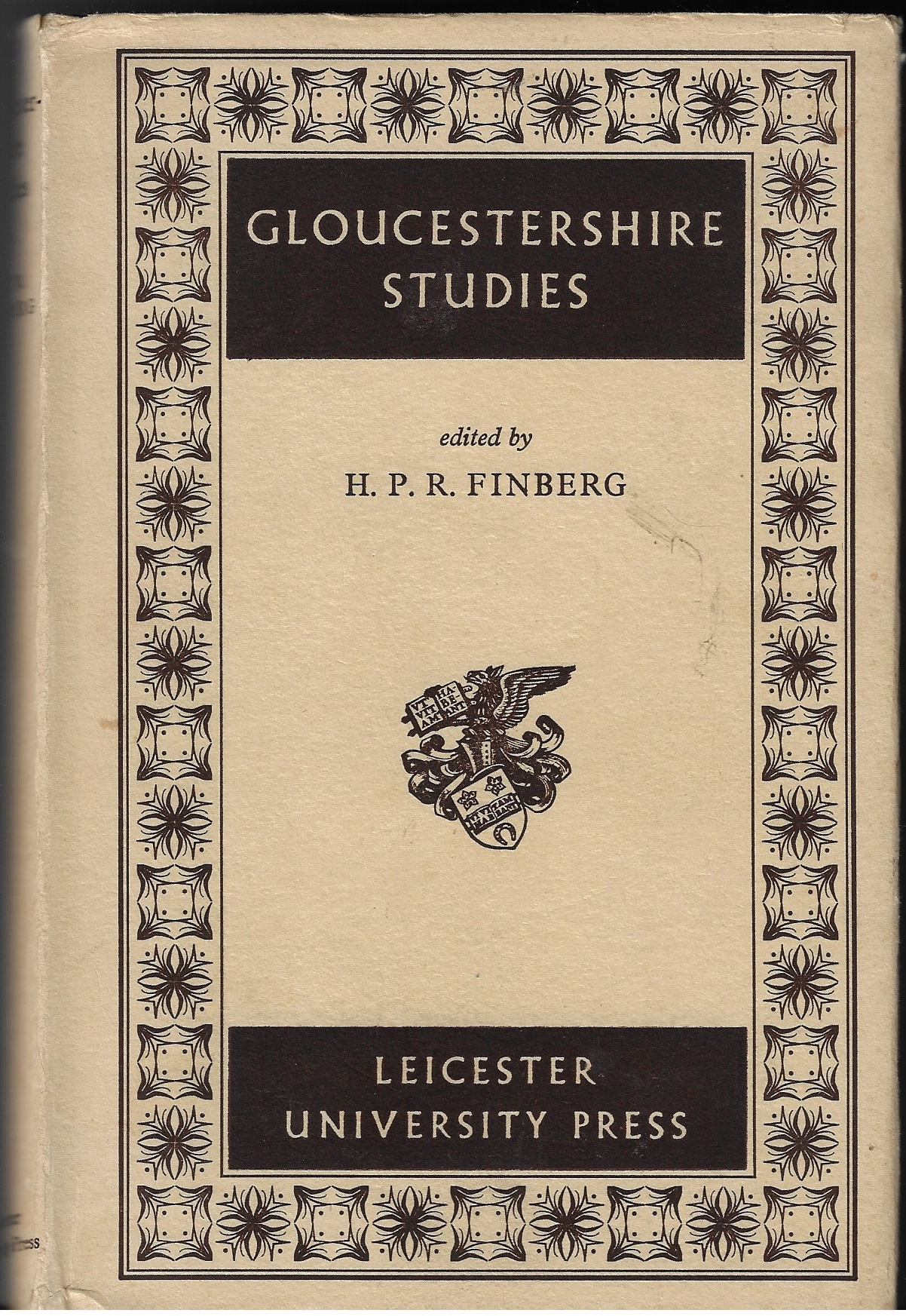 Image for GLOUCESTERSHIRE STUDIES.