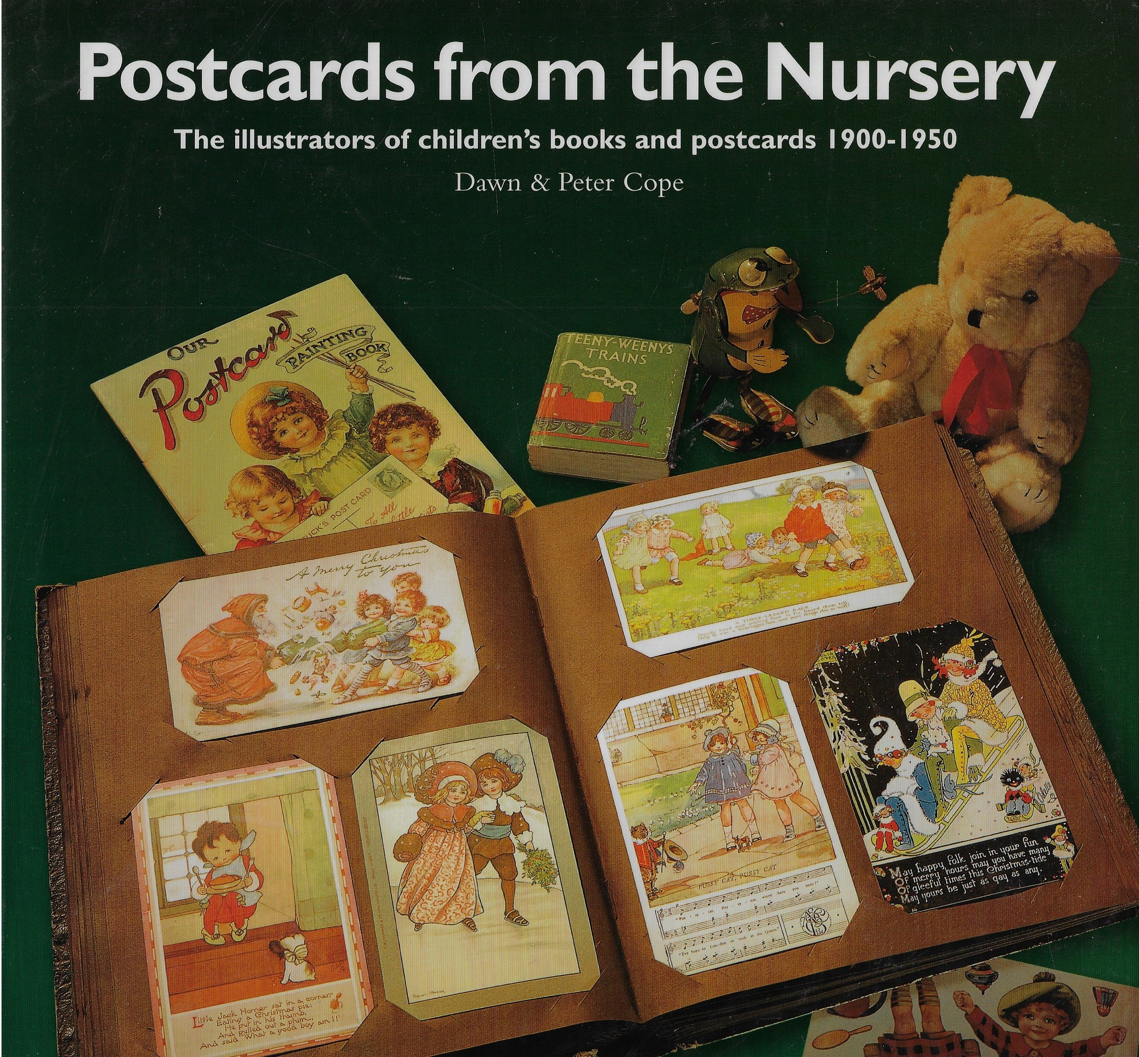 Image for Postcards from the Nursery The Illustrators of Children's Books and Postcards 1900-1950