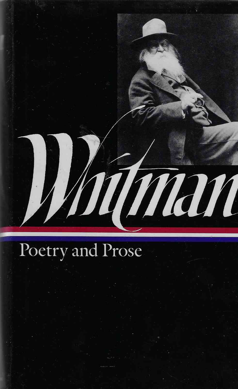 Image for Walt Whitman Poetry and Prose (The Library of America)