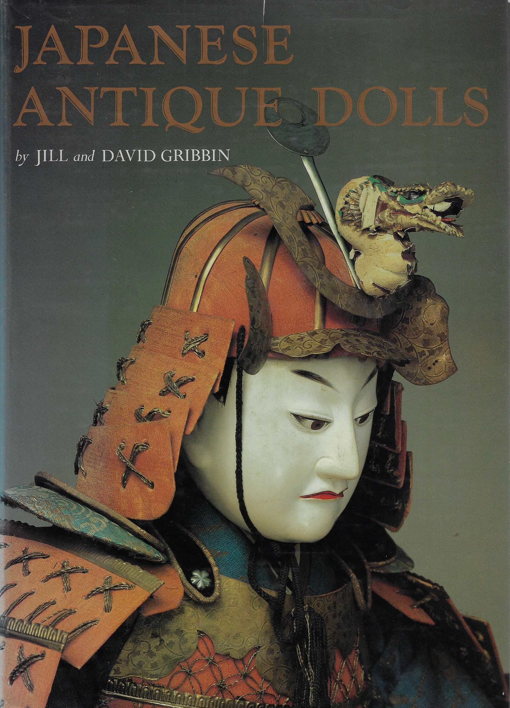 Image for Japanese Antique Dolls