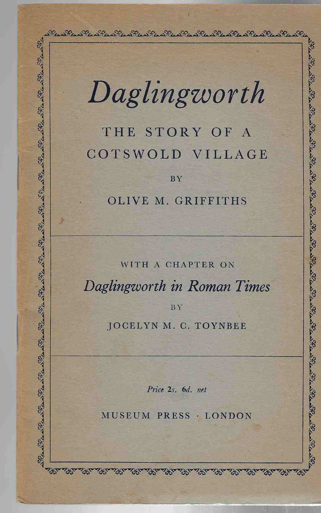 Image for Daglingworth: The Story of Cotswold Village. With a Chapter on Daglingworth in Roman Times.