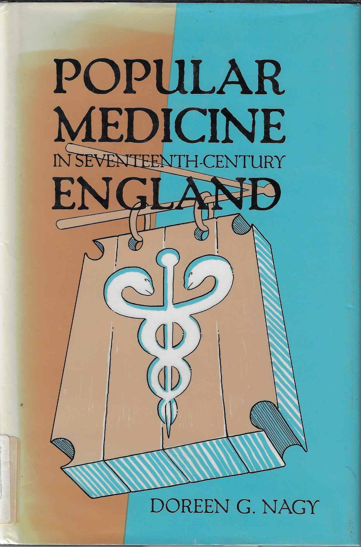 Image for Popular Medicine in Seventeenth-Century England