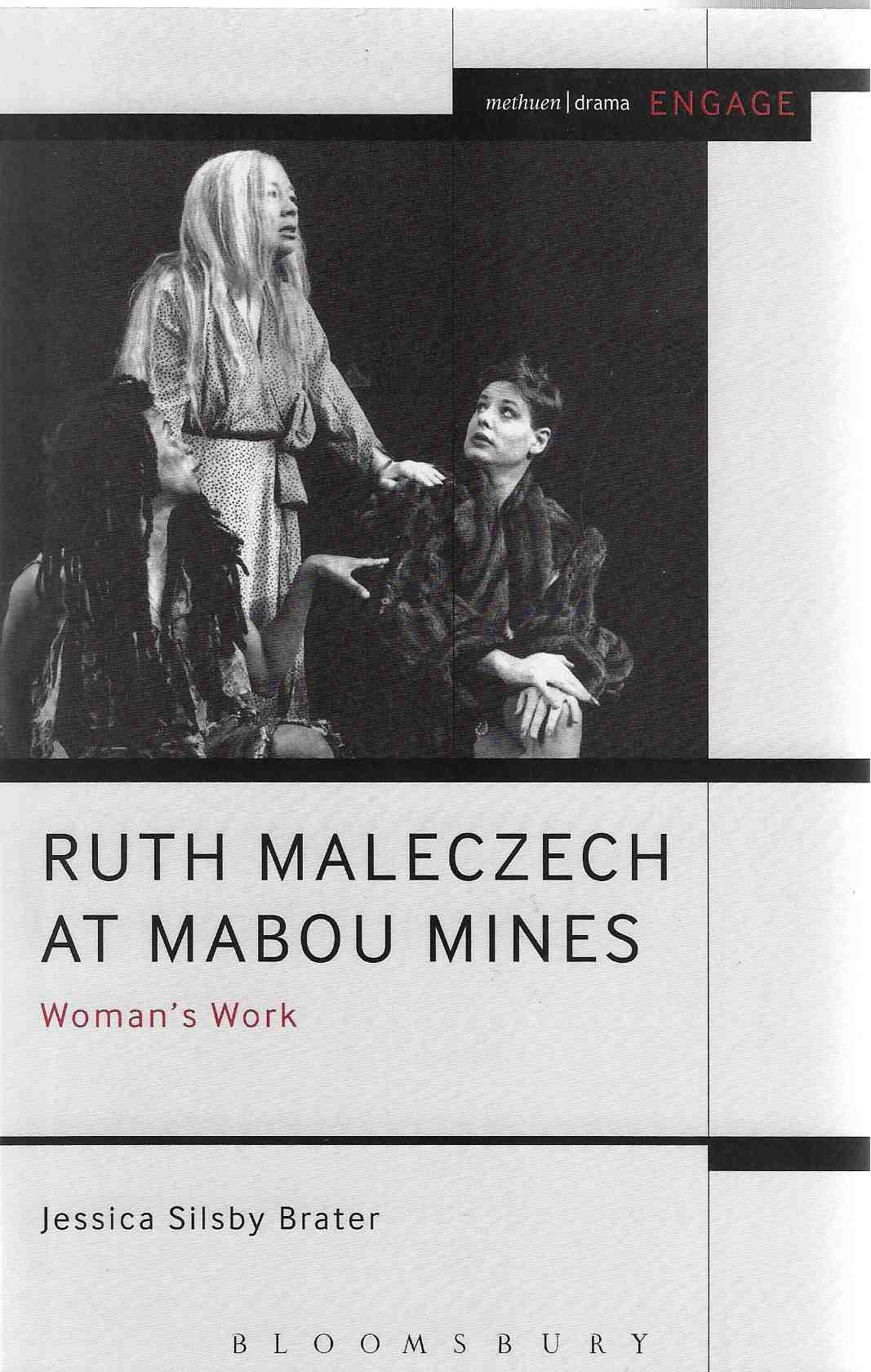 Image for Ruth Maleczech At Mabou Mines