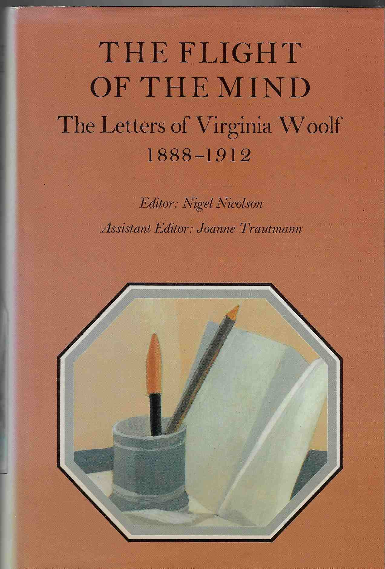 Image for The Letters of Virginia Woolf The Flight of the Mind, 1888-1912 V. 1