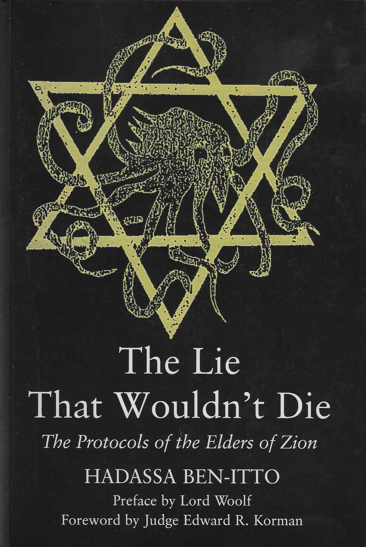 Image for The Lie That Wouldn't Die The Protocols of the Elders of Zion