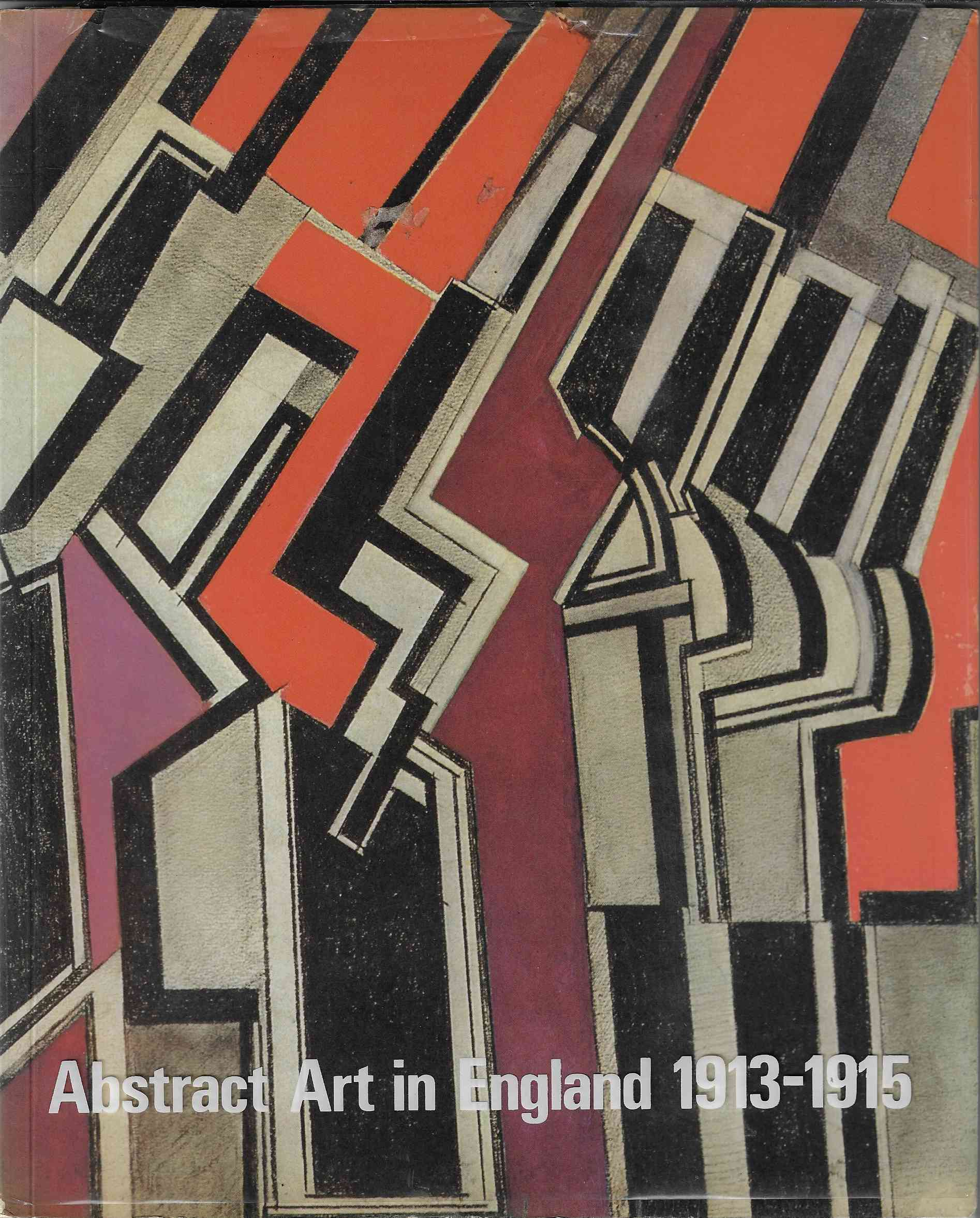 Image for Abstract Art in England 1913-1915