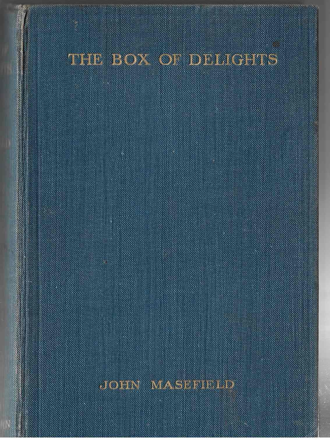 Image for The Box of Delights or When the Wolves Were Running