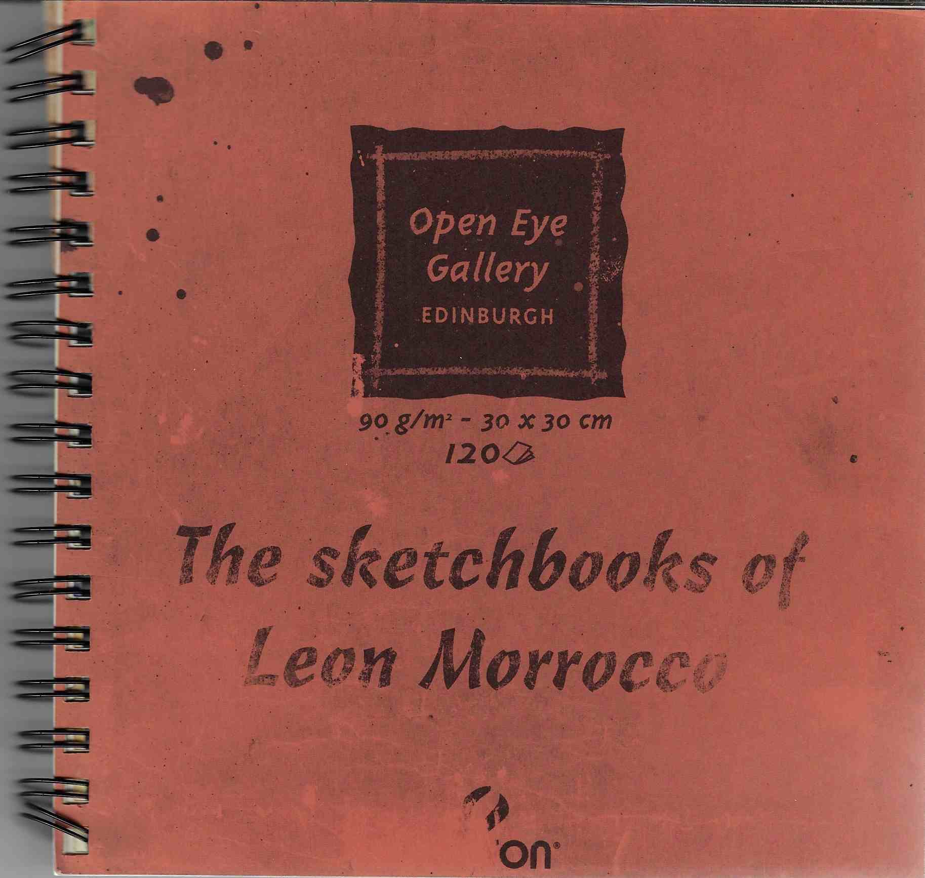 Image for The Sketchbooks of Leon Morrocco [signed]