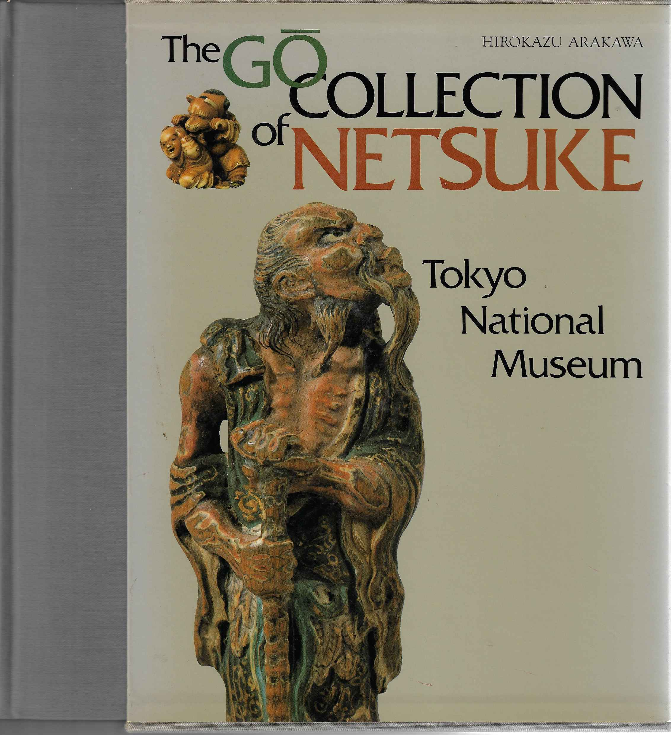 Image for Go Collection of Netsuke Tokyo National Museum