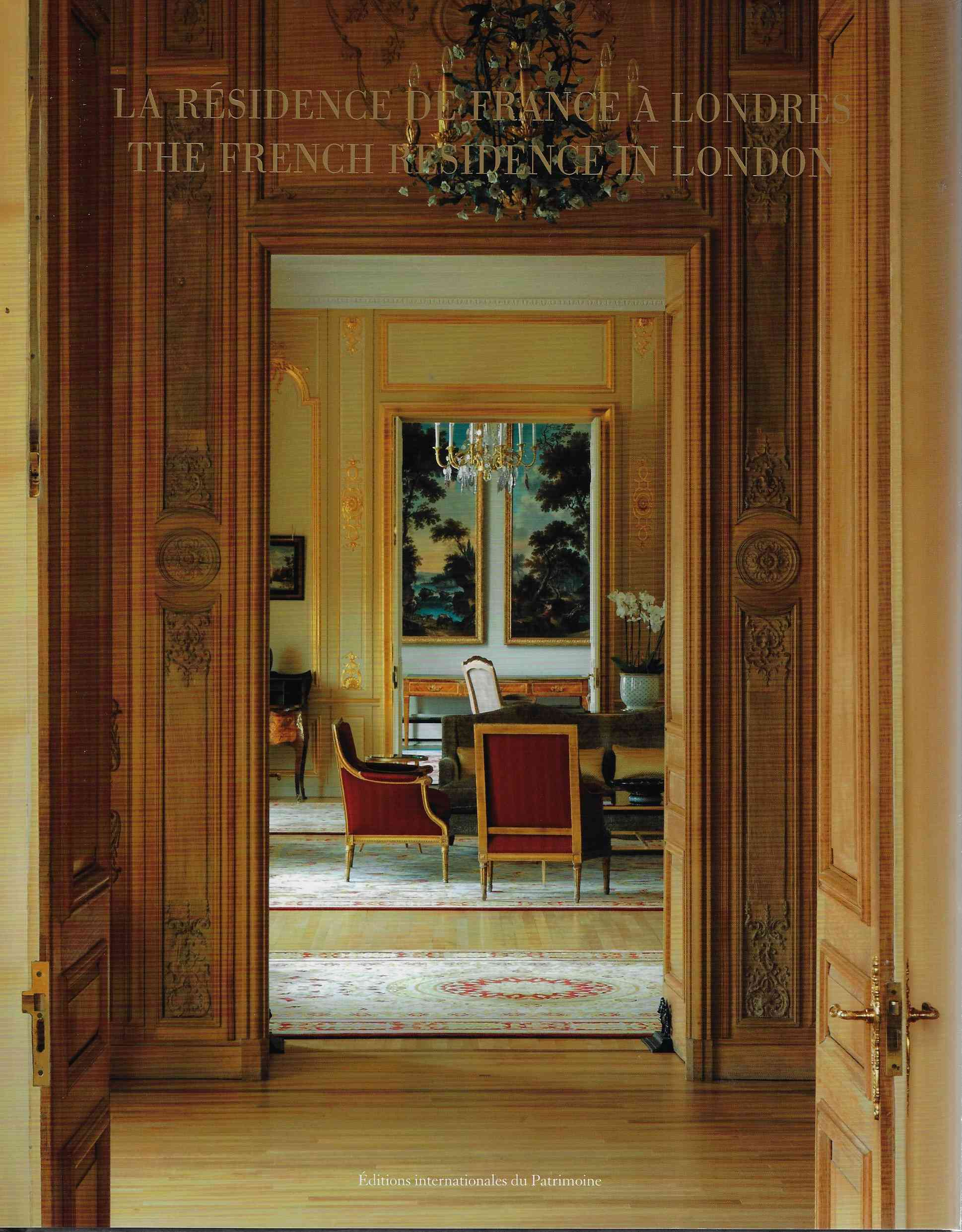 Image for La Residence de France a Londres The French Residence in London