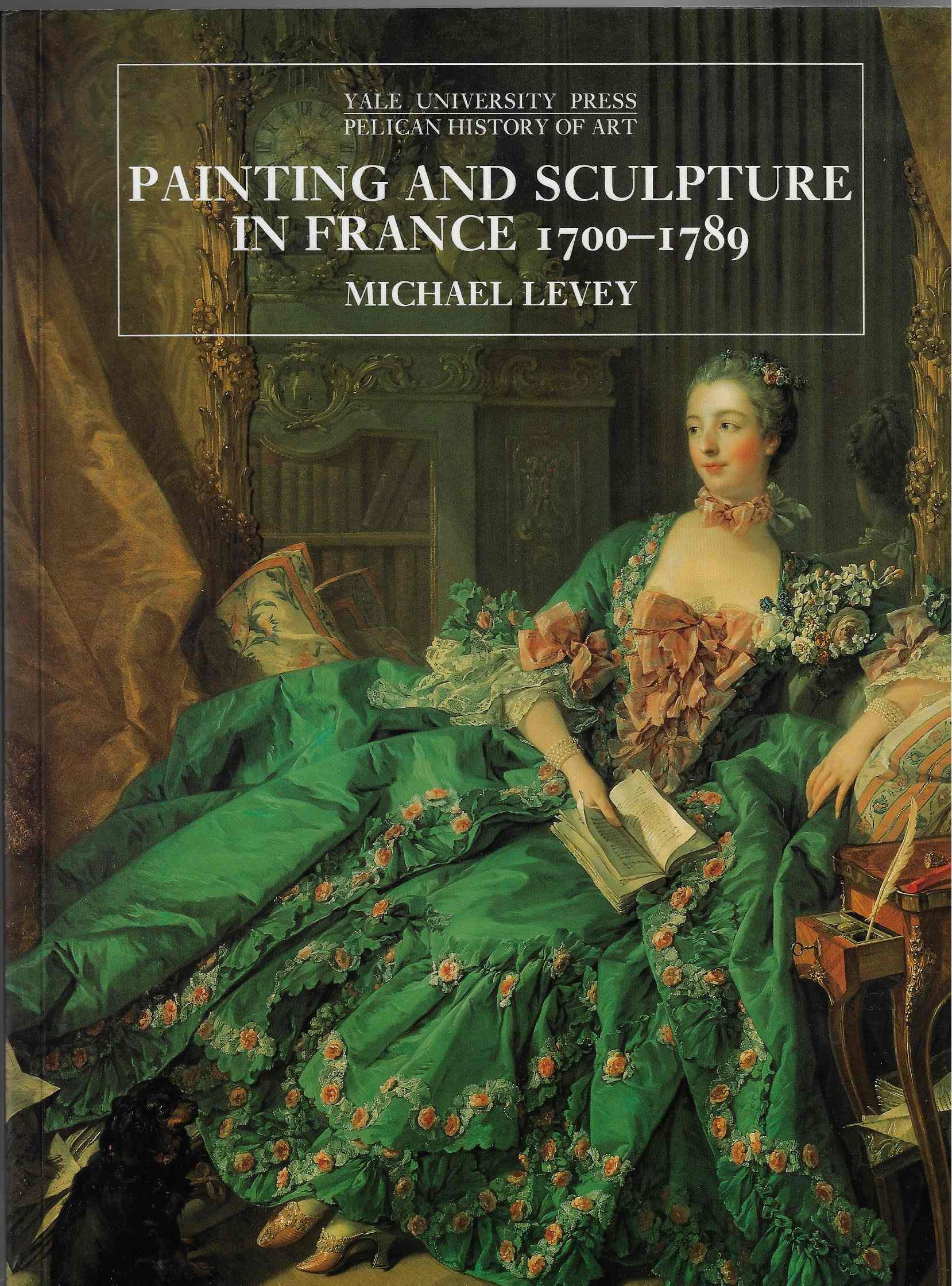 Image for Painting and Sculpture in France, 1700-89
