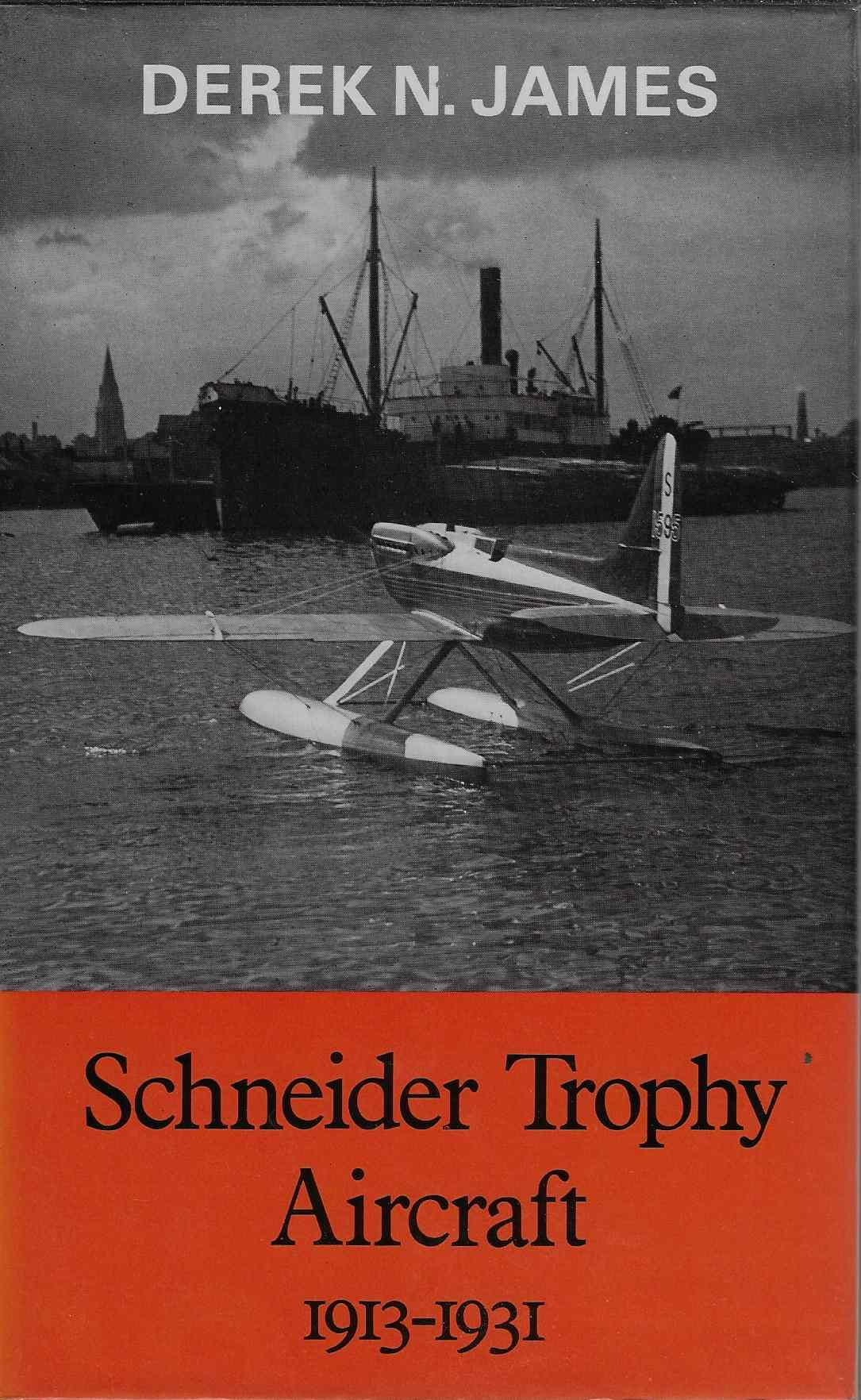 Image for Schneider Trophy Aircraft, 1913-31