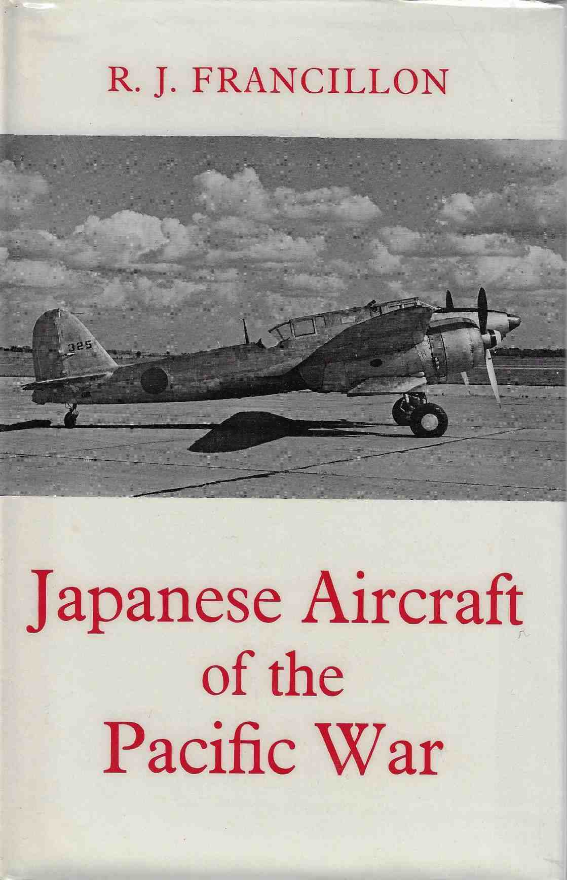 Image for Japanese Aircraft of the Pacific War