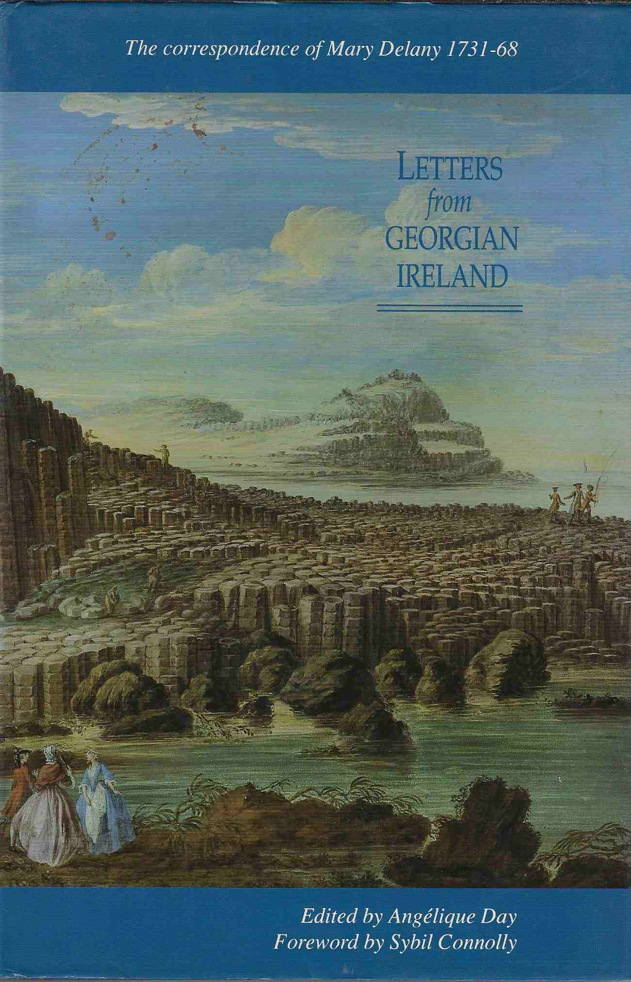 Image for Letters from Georgian Ireland The Correspondence of Mary Delany, 1731-68