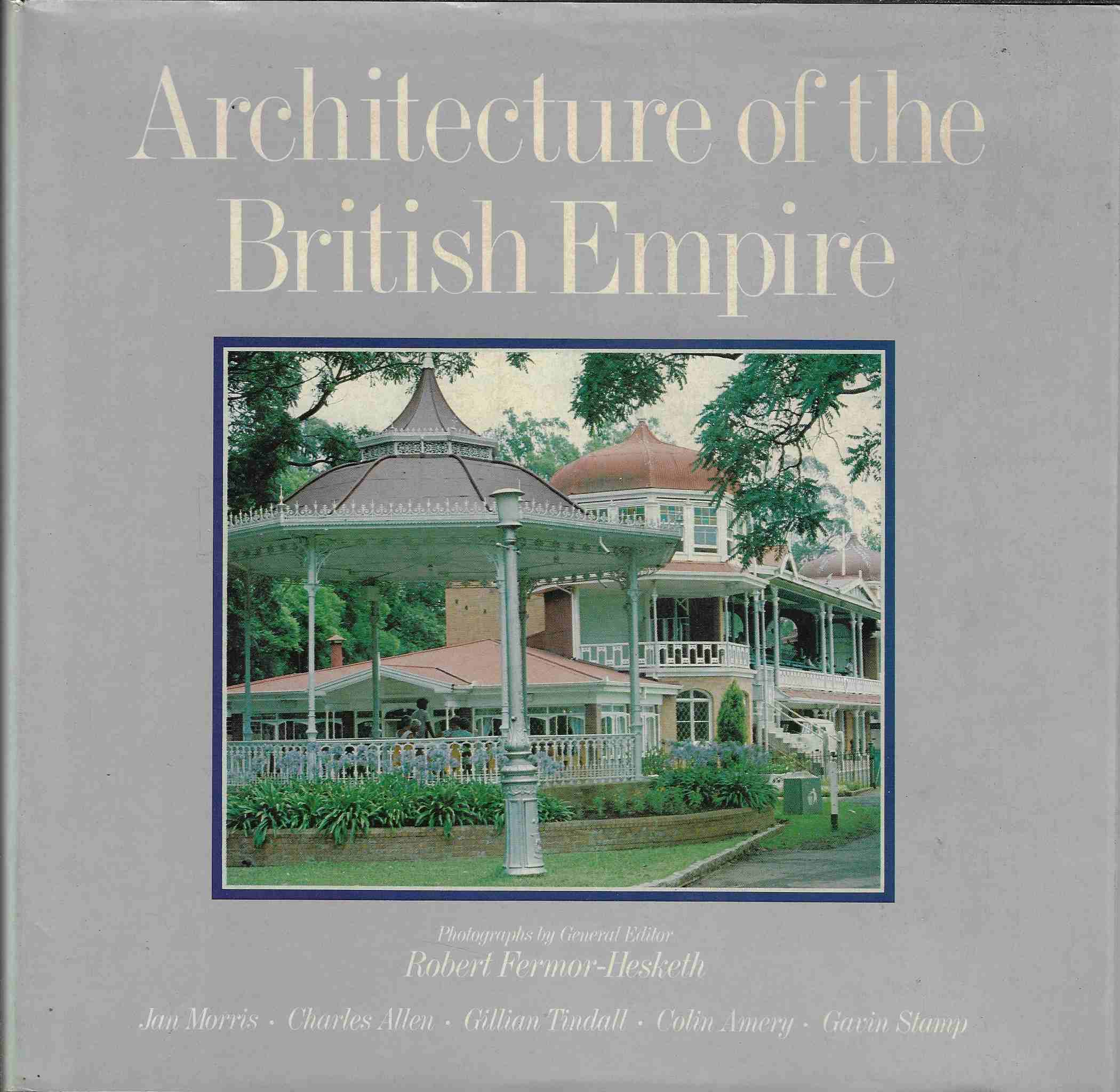 Image for Architecture of the British Empire