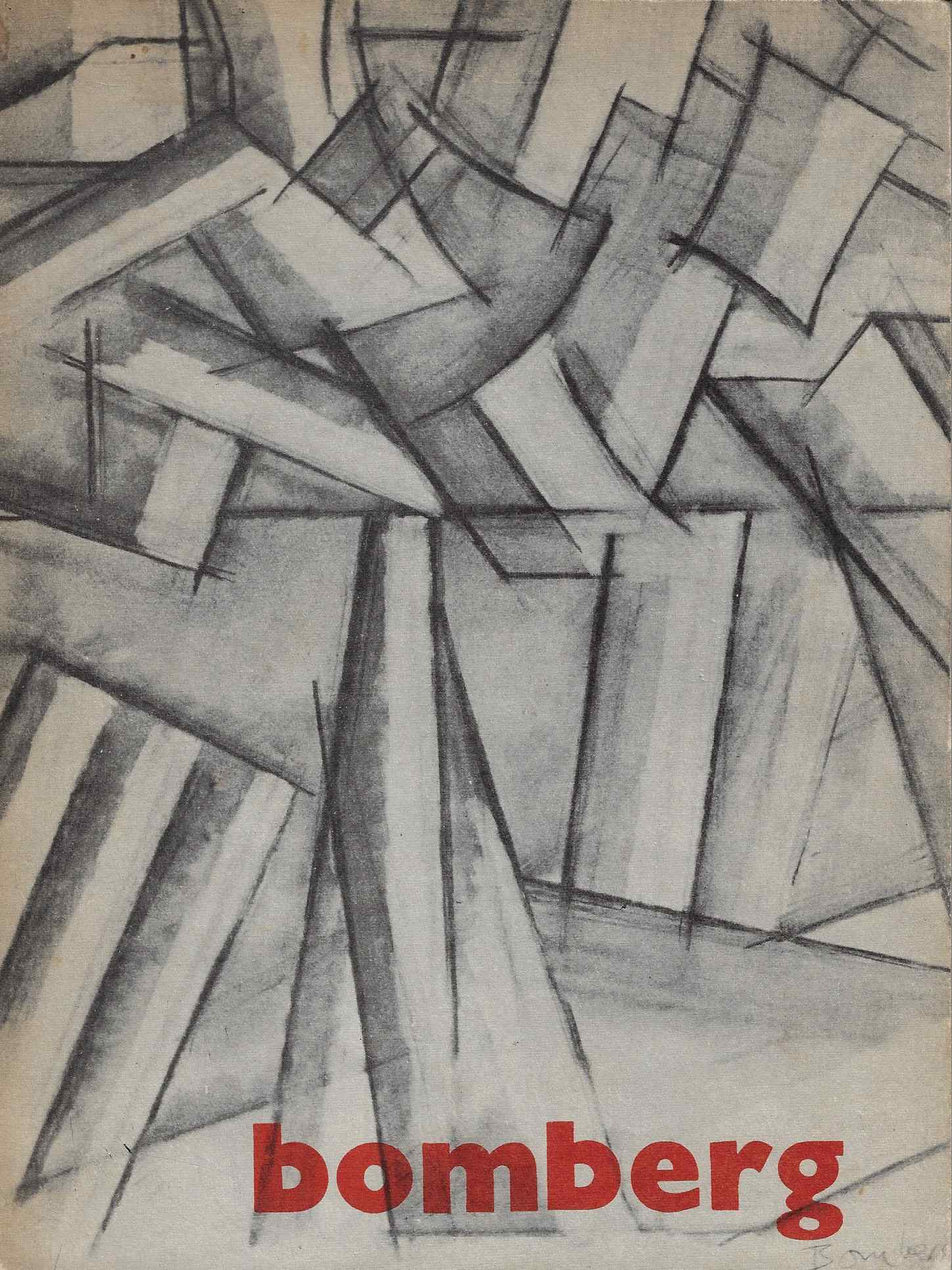 Image for David Bomberg 1890-1957 Paintings and Drawings