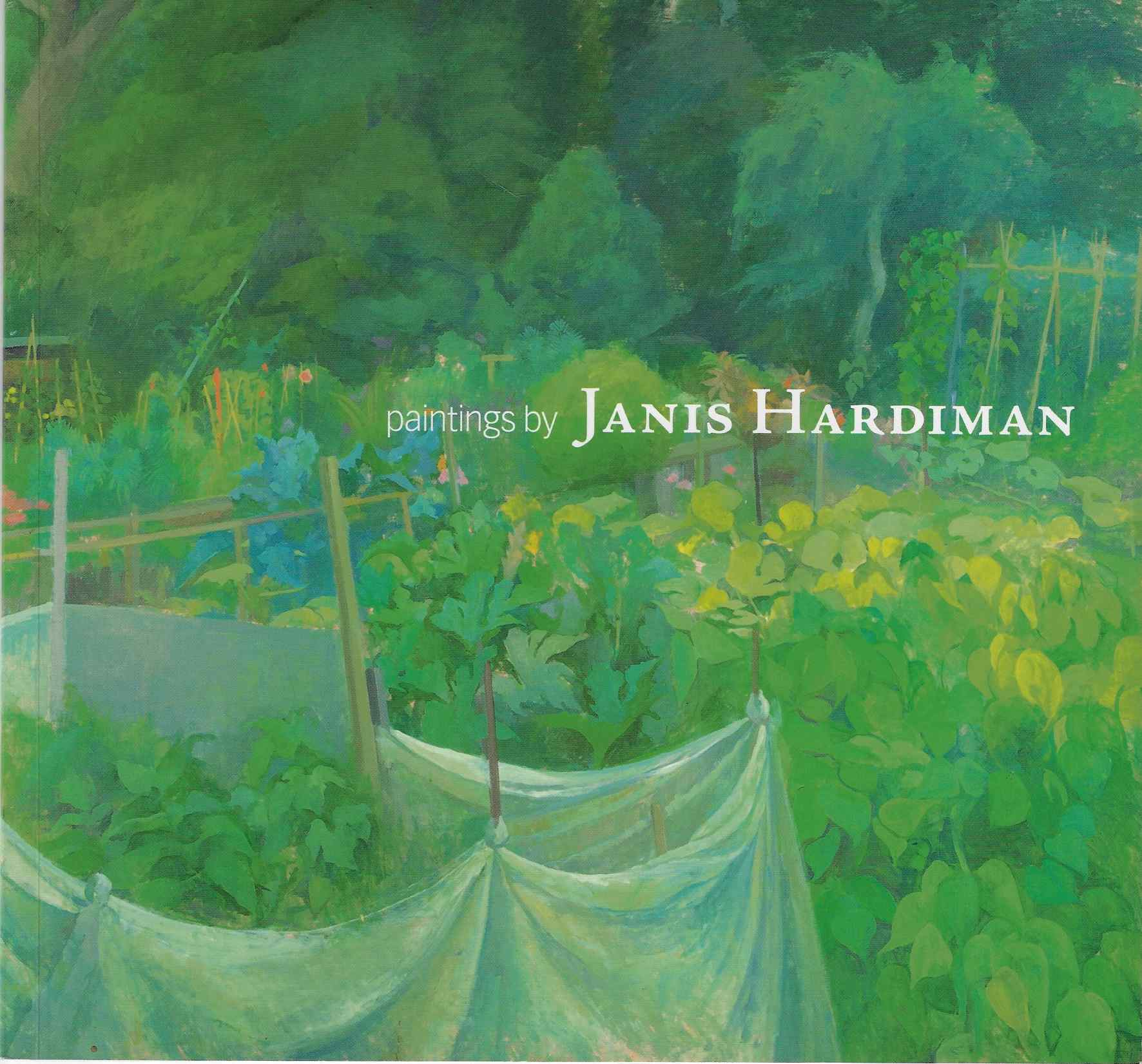 Image for Paintings by Janis Hardiman Heath Allotments Interiors