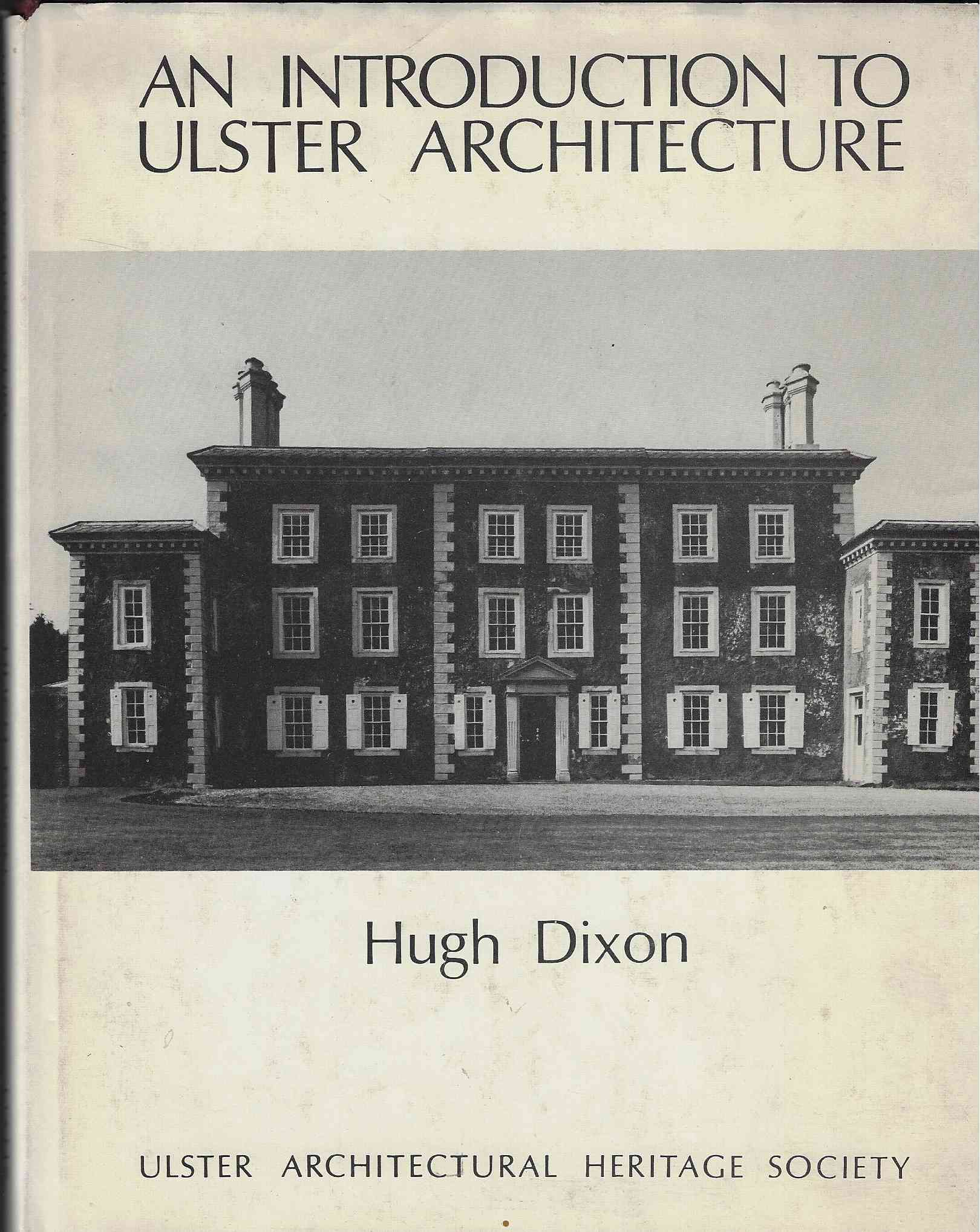 Image for An Introduction to Ulster Architecture