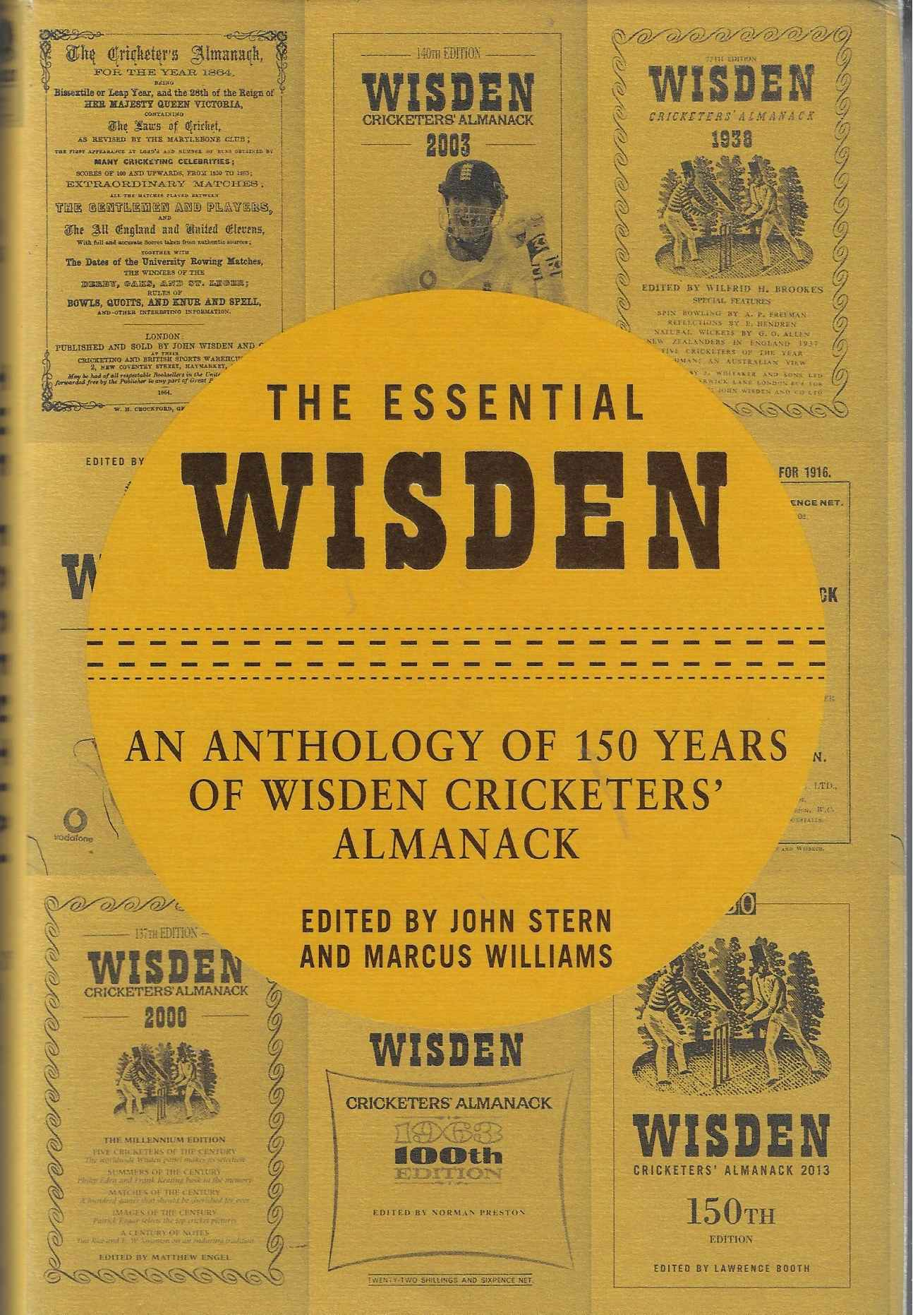Image for The Essential Wisden