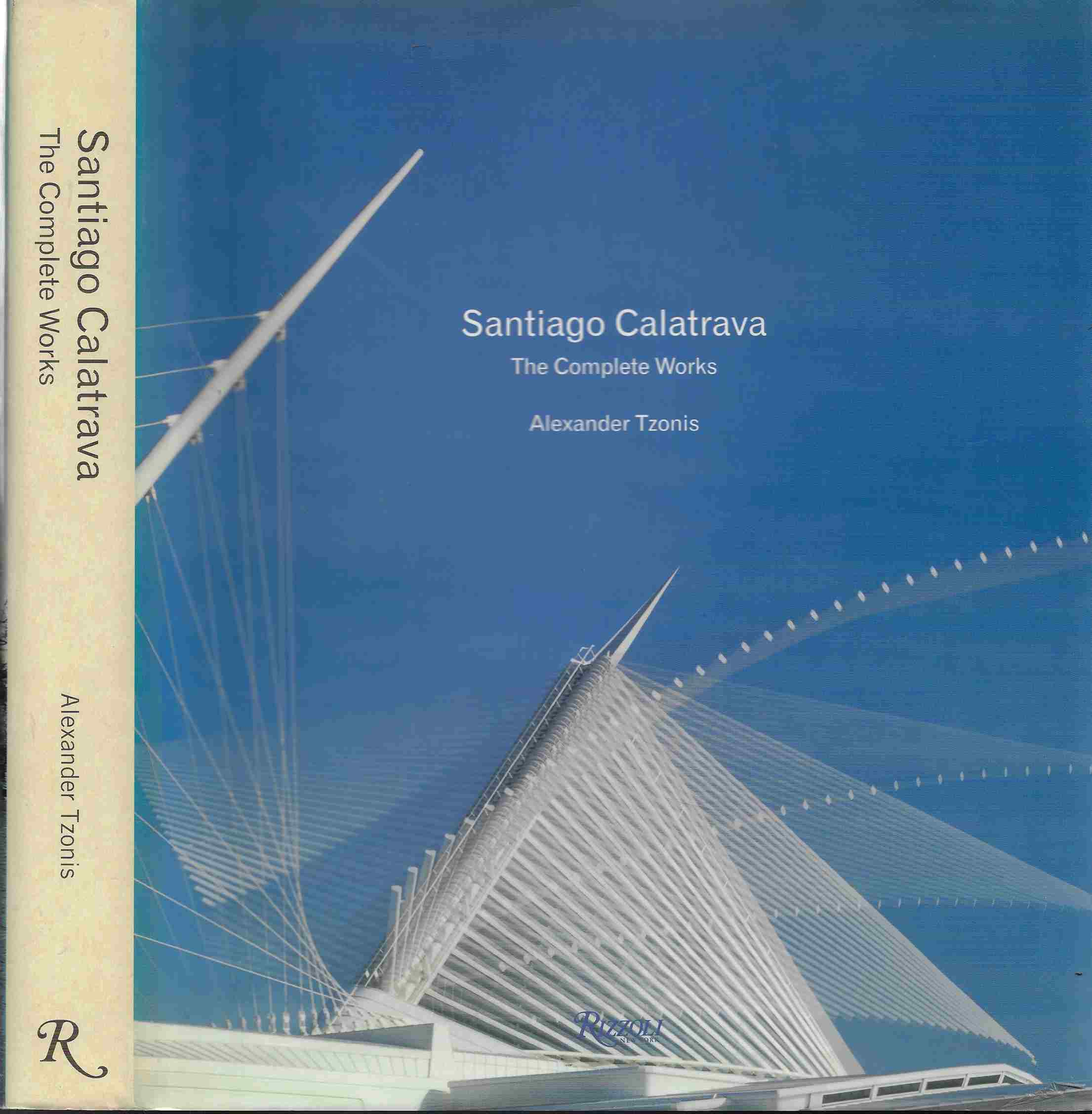 Image for Santiago Calatrava Complete Works