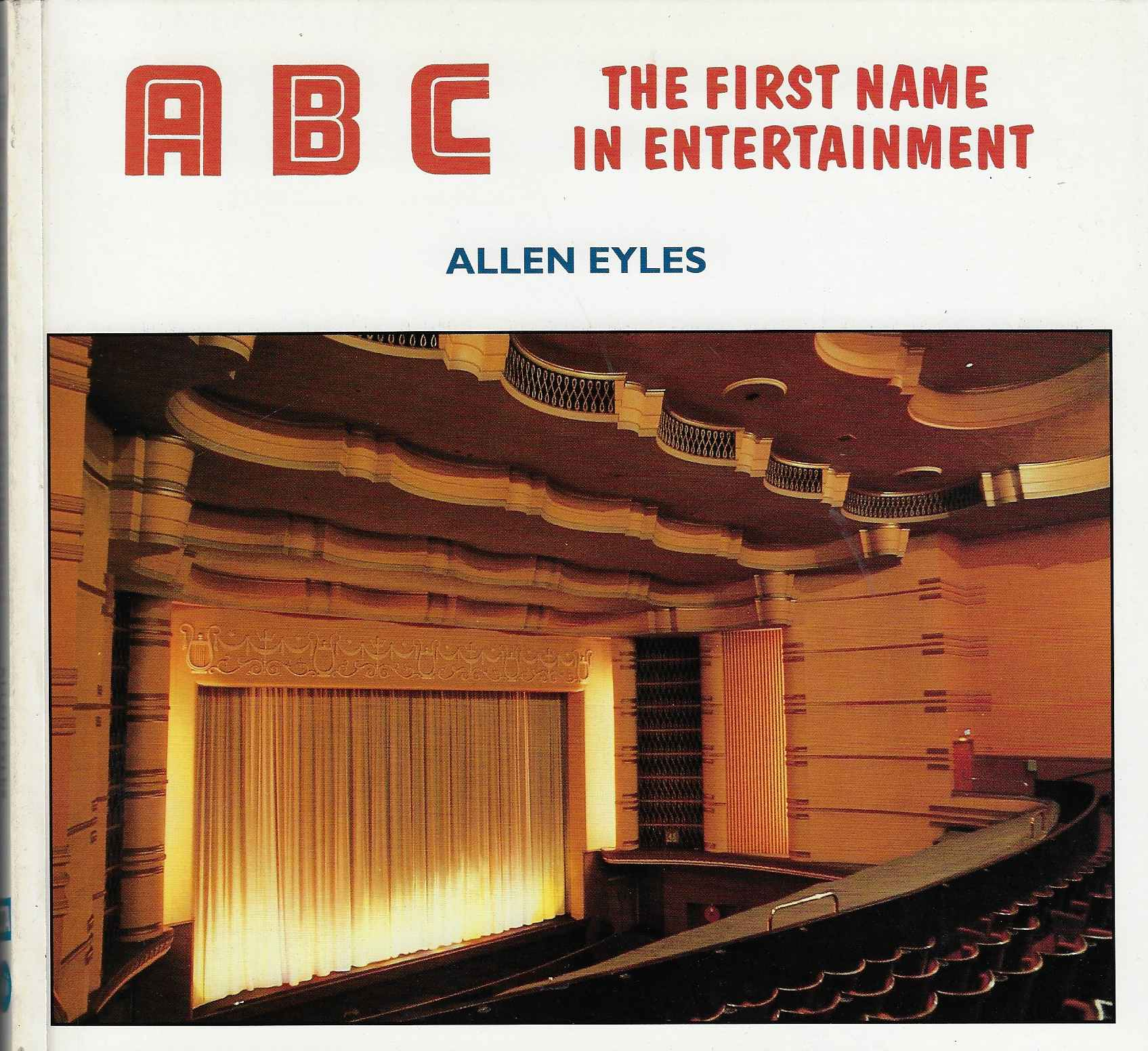 Image for ABC The First Name in Entertainment