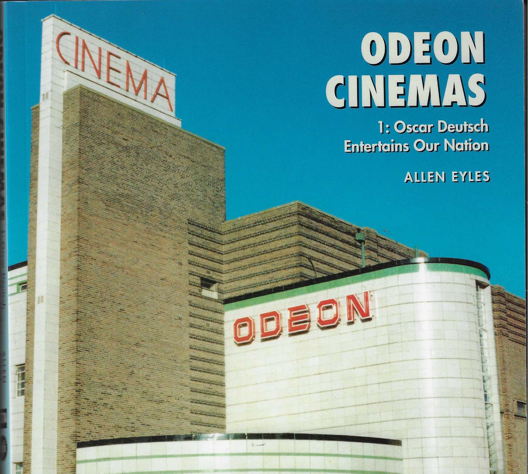 Image for Odeon Cinemas Oscar Deutsch Entertains Our Nation: 1