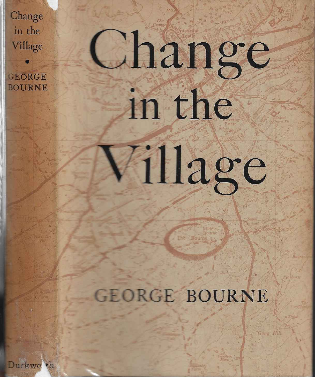 Image for Change in the Village