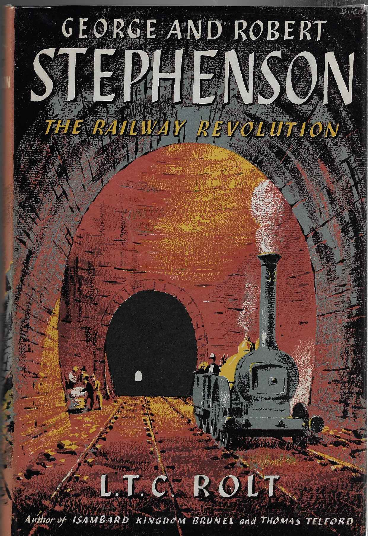 Image for George and Robert Stephenson The Railway Revolution