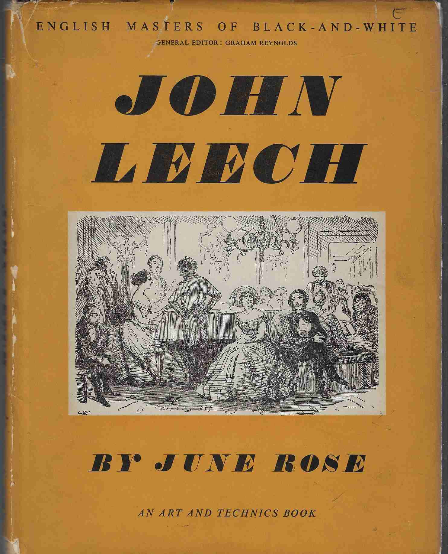 Image for The Drawings of John Leech
