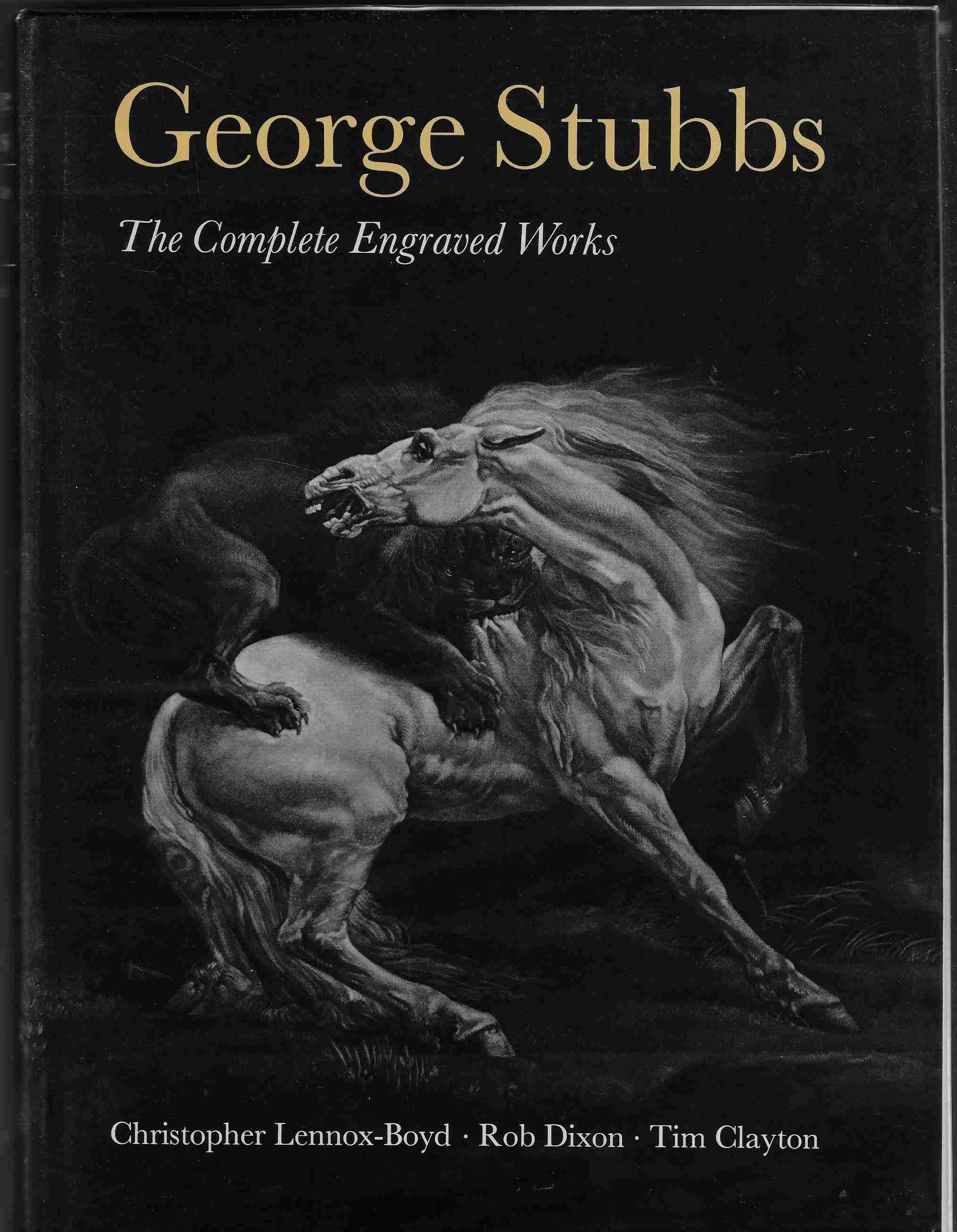 Image for George Stubbs The Complete Engraved Works