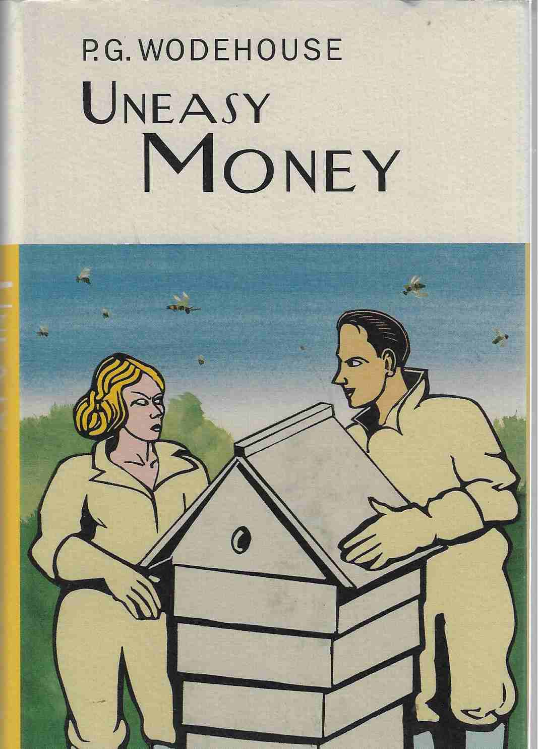 Image for Uneasy Money