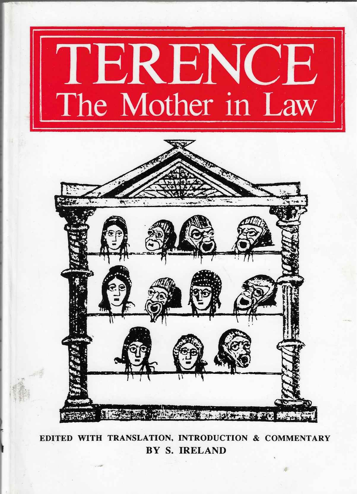Image for The Mother-In-Law  Translation, Introduction and Commentary by S. Ireland