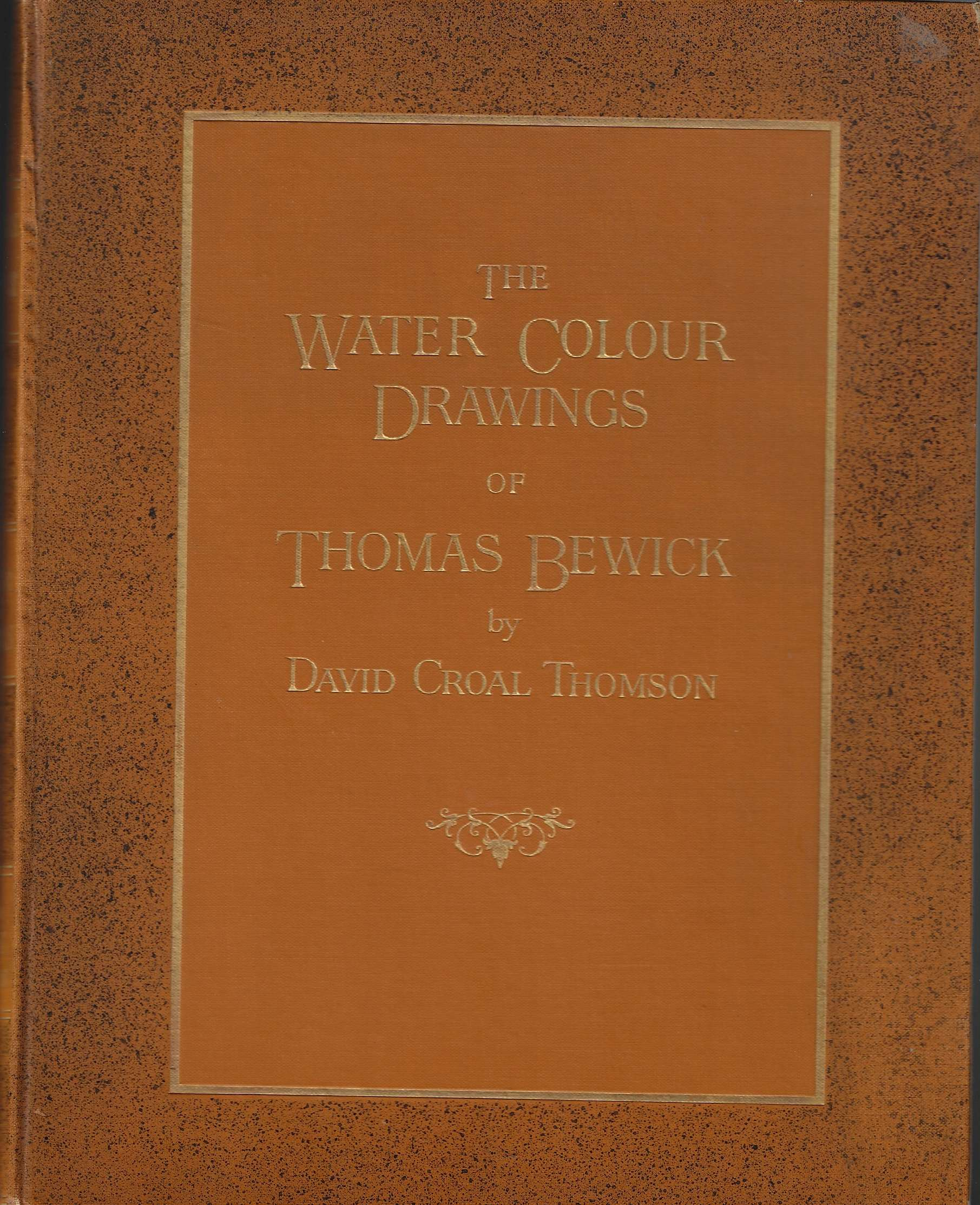 Image for The Water-Colour Drawings of Thomas Bewick