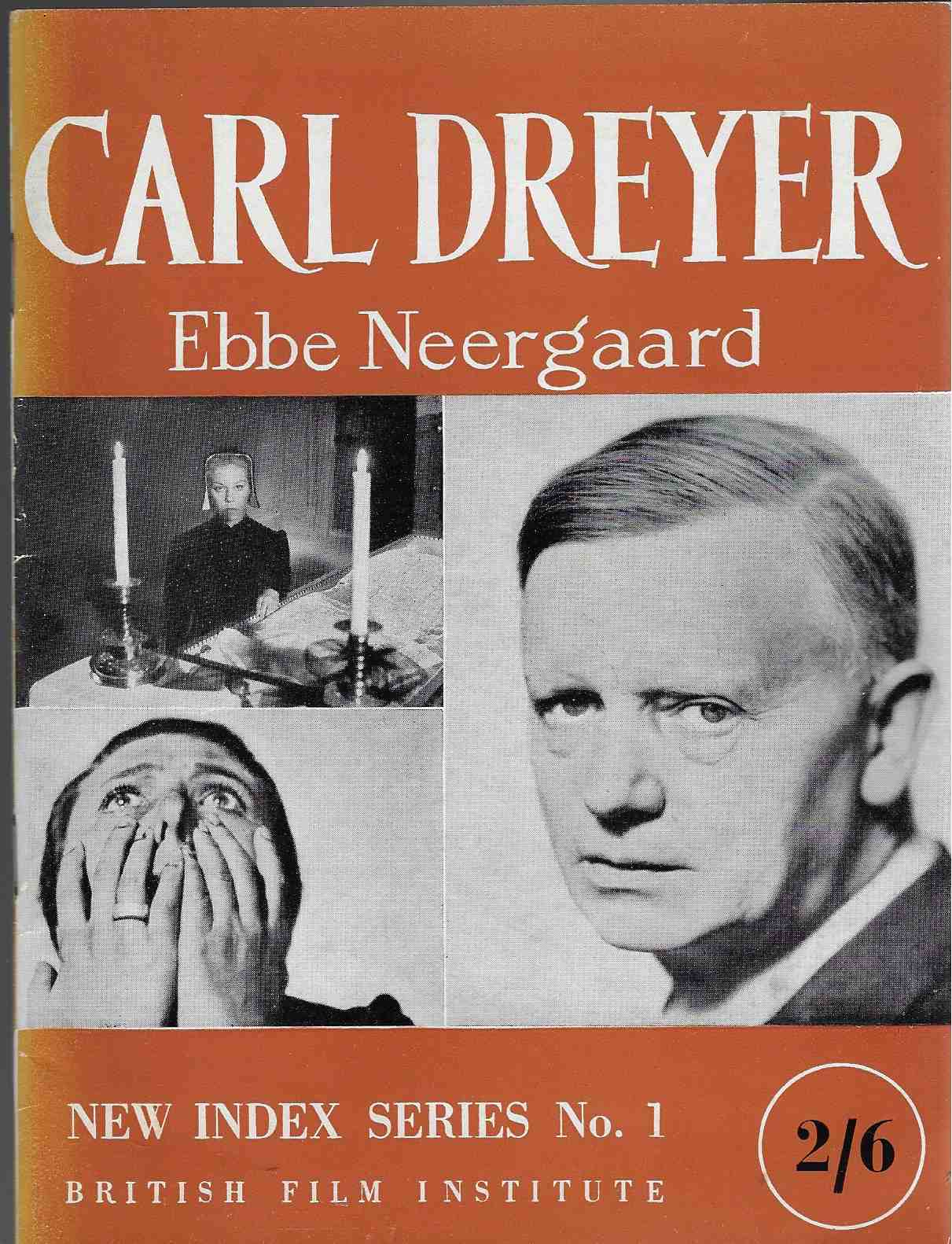 Image for Carl Dreyer A Film Director's Work